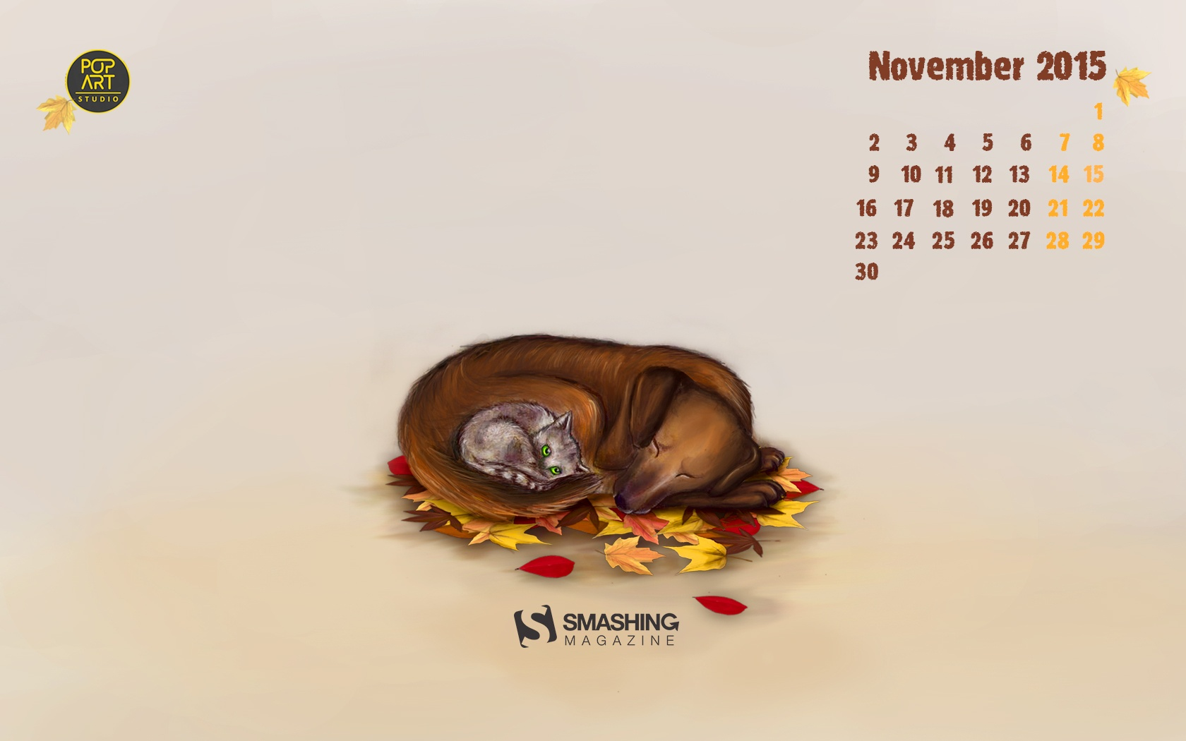 Month year calendar wallpapers 52505