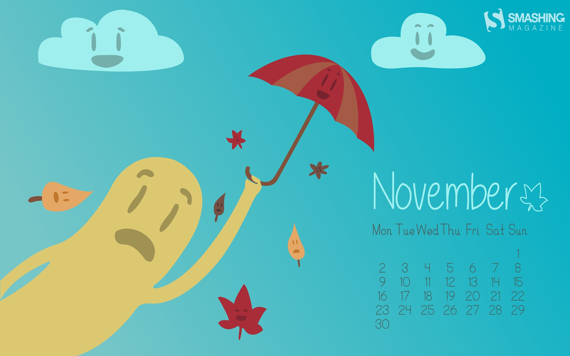 Month year calendar wallpapers 52509