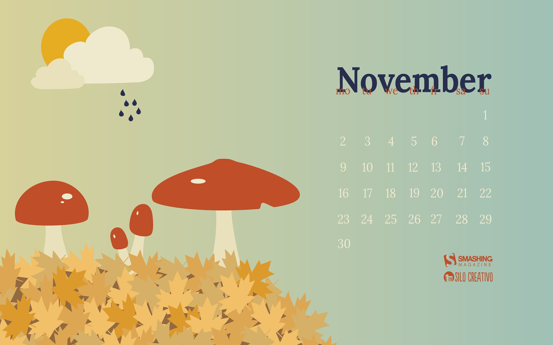 Month year calendar wallpapers 52511