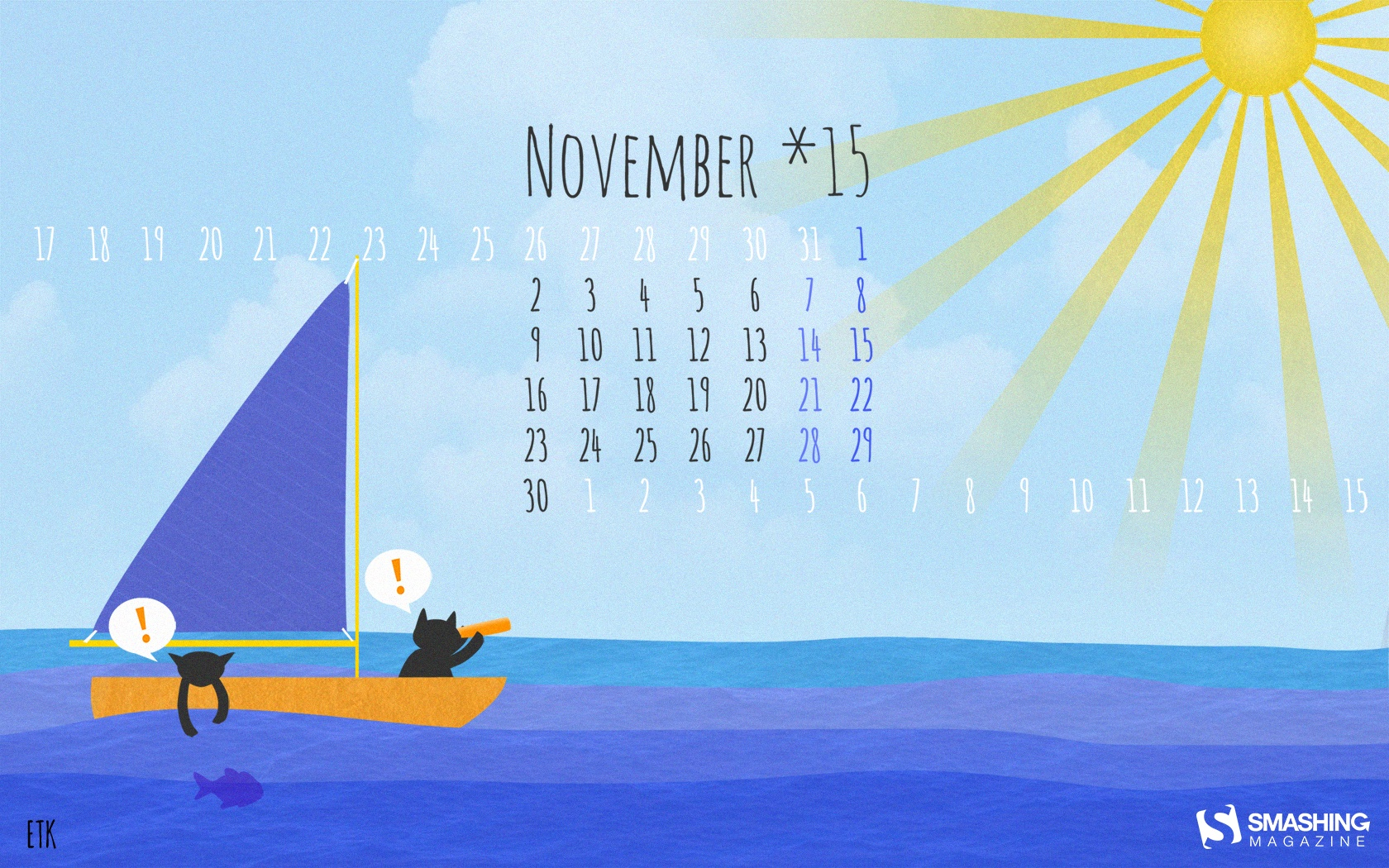 Month year calendar wallpapers 52519