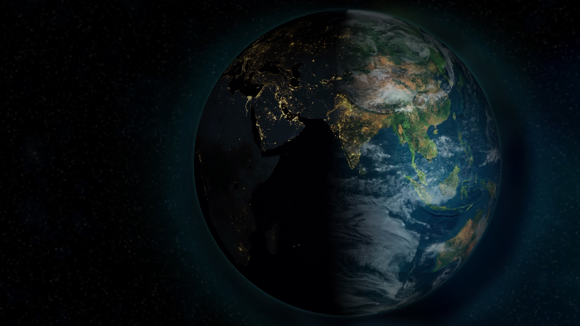Day and night on Earth 52550