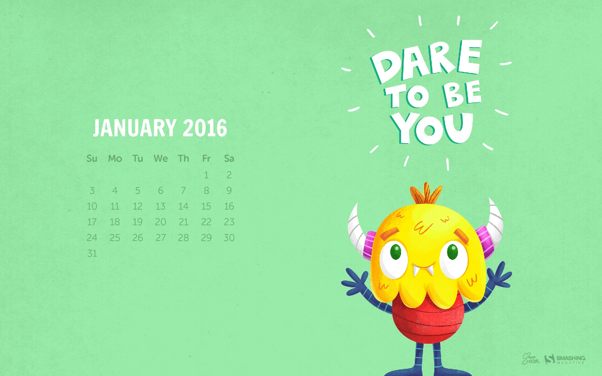 Month year calendar wallpapers 52629