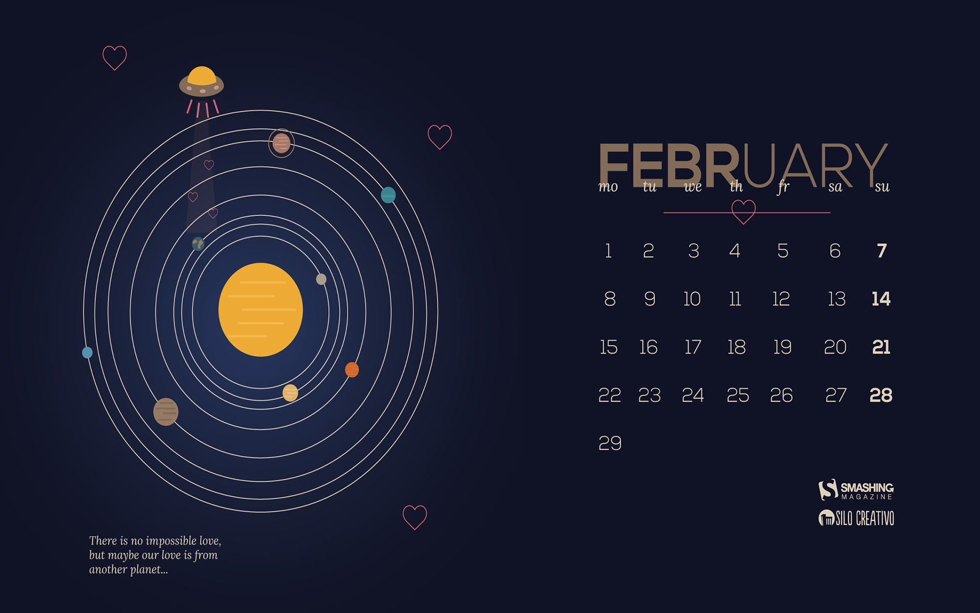 Month year calendar wallpapers 52674