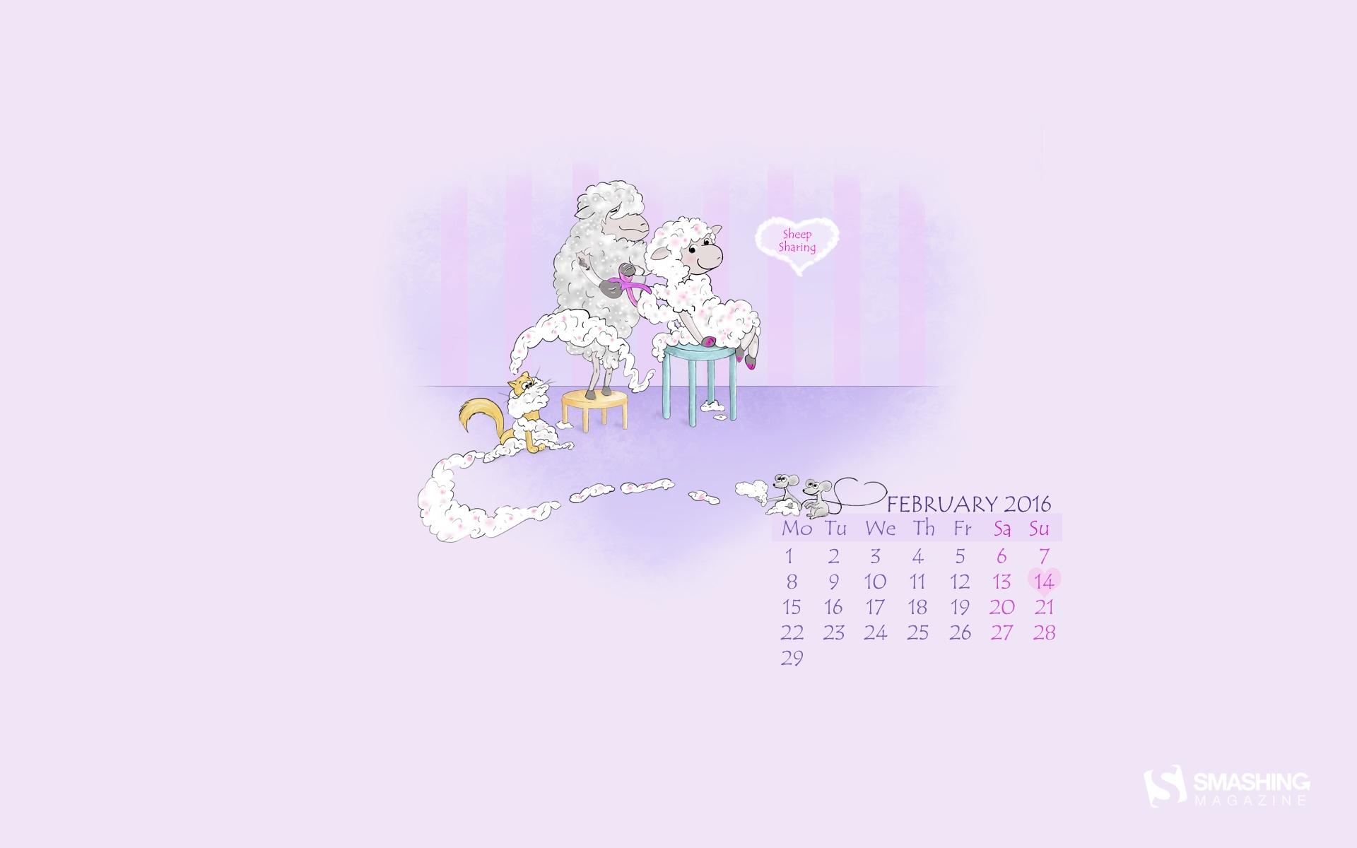 Month year calendar wallpapers 52678