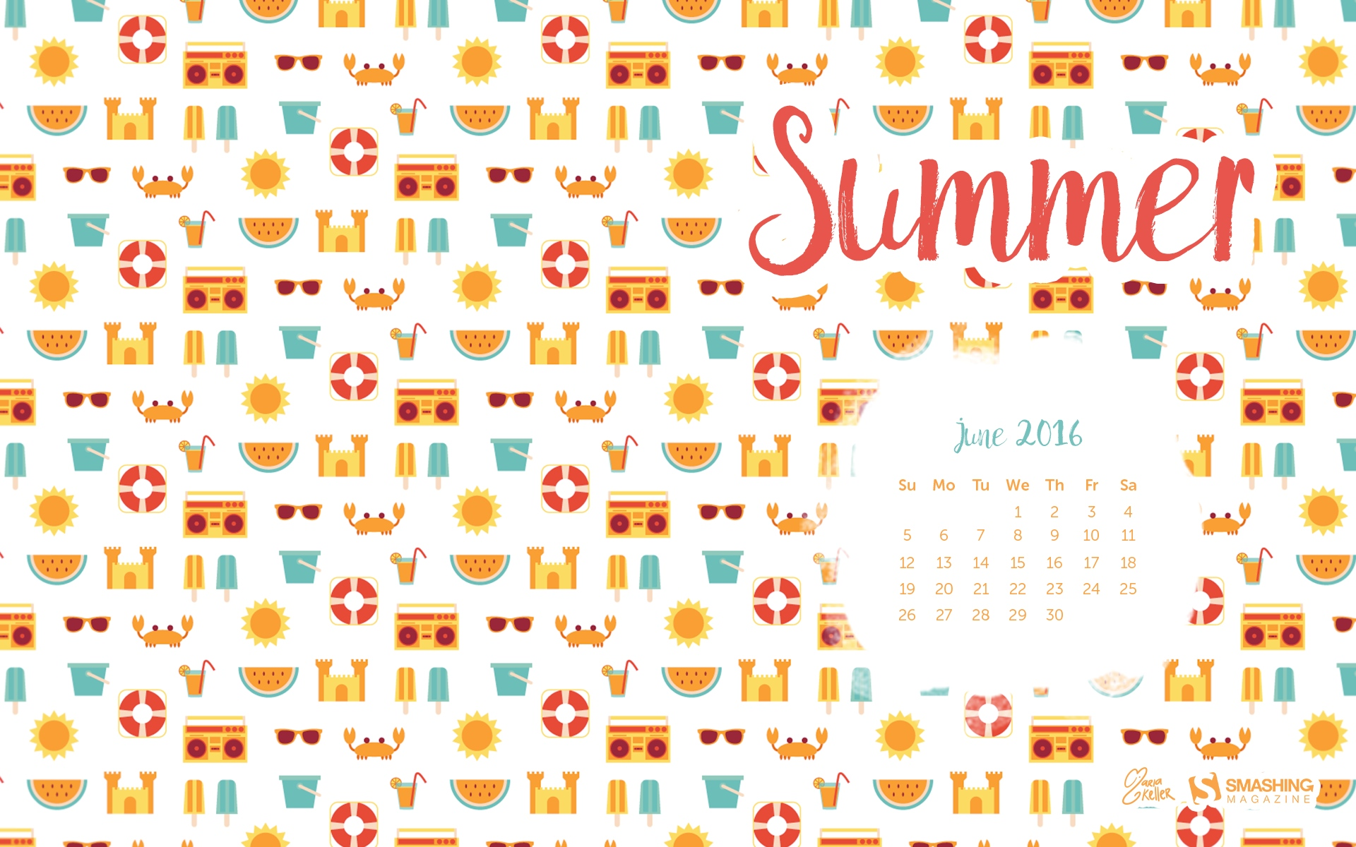 Month year calendar wallpapers 53030