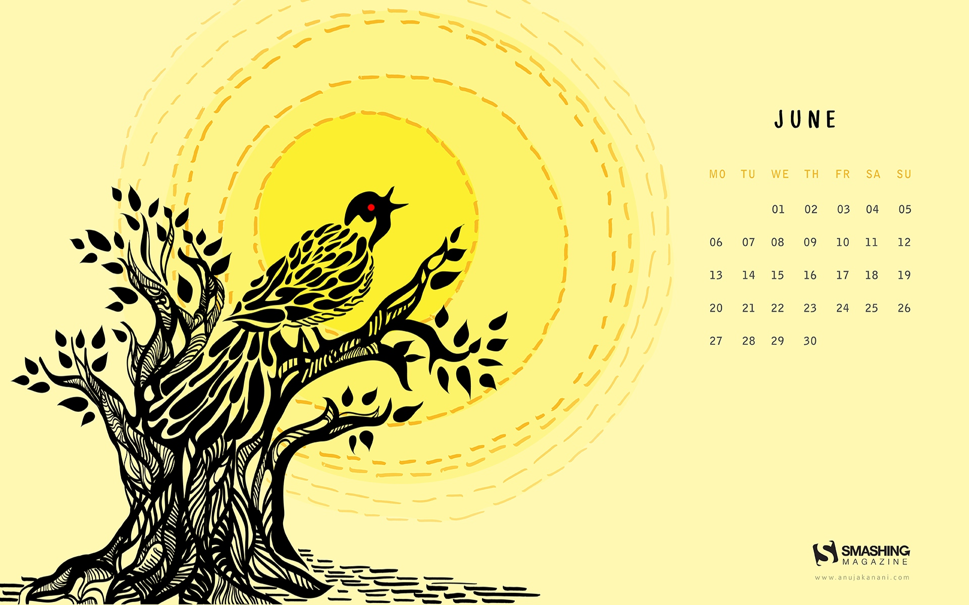 Month year calendar wallpapers 53034