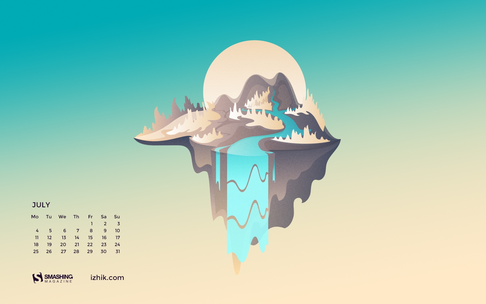 Month year calendar wallpapers 53094