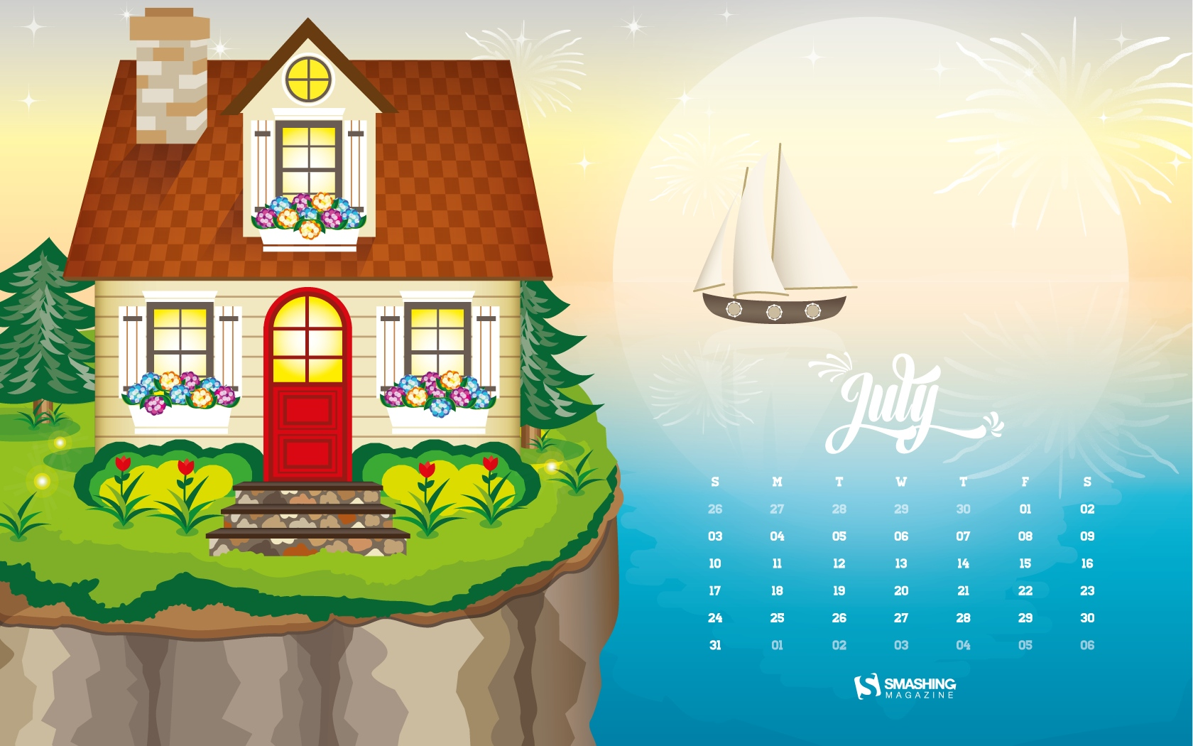 Month year calendar wallpapers 53104