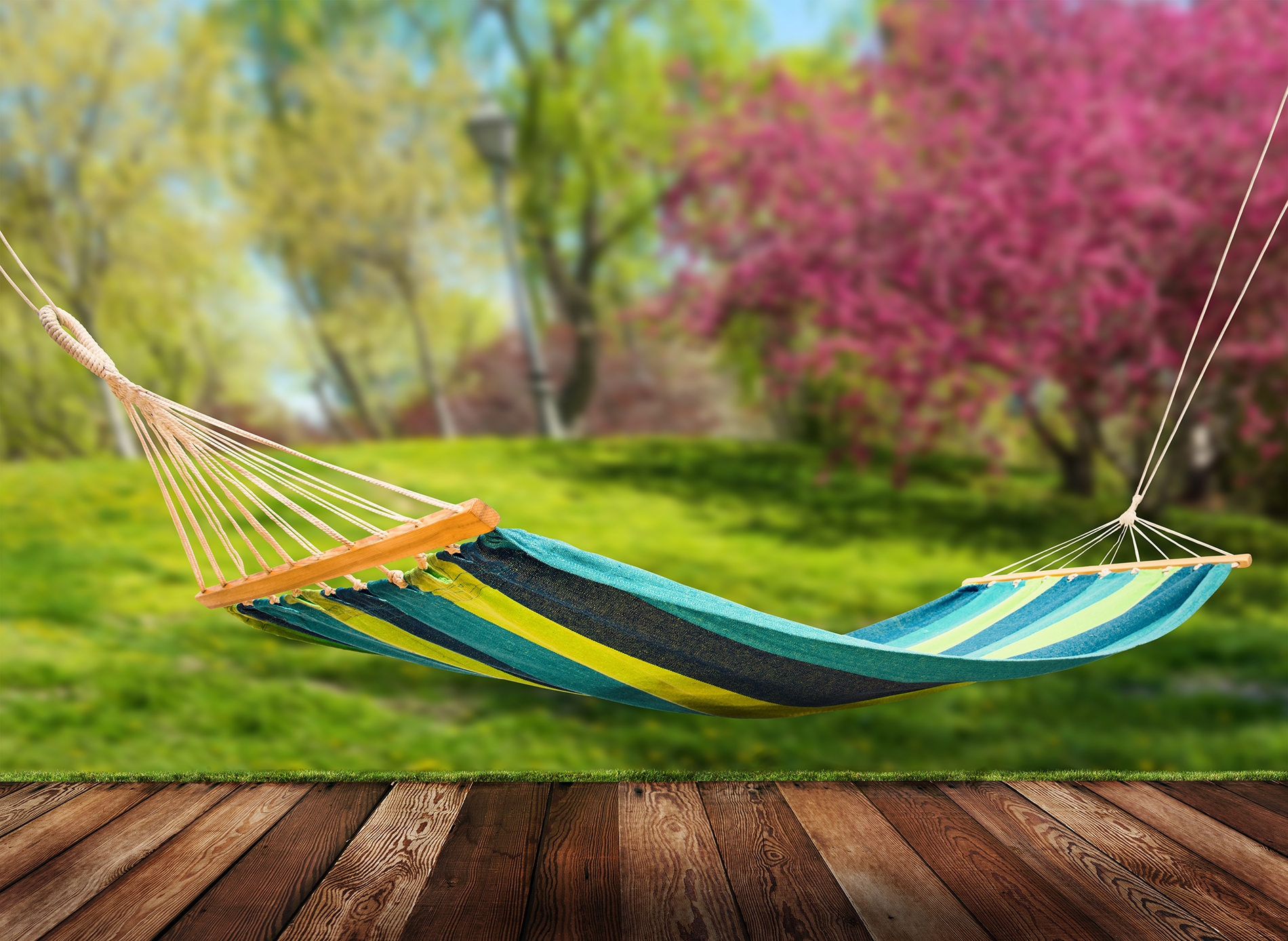 Outdoor leisure hammock 53110