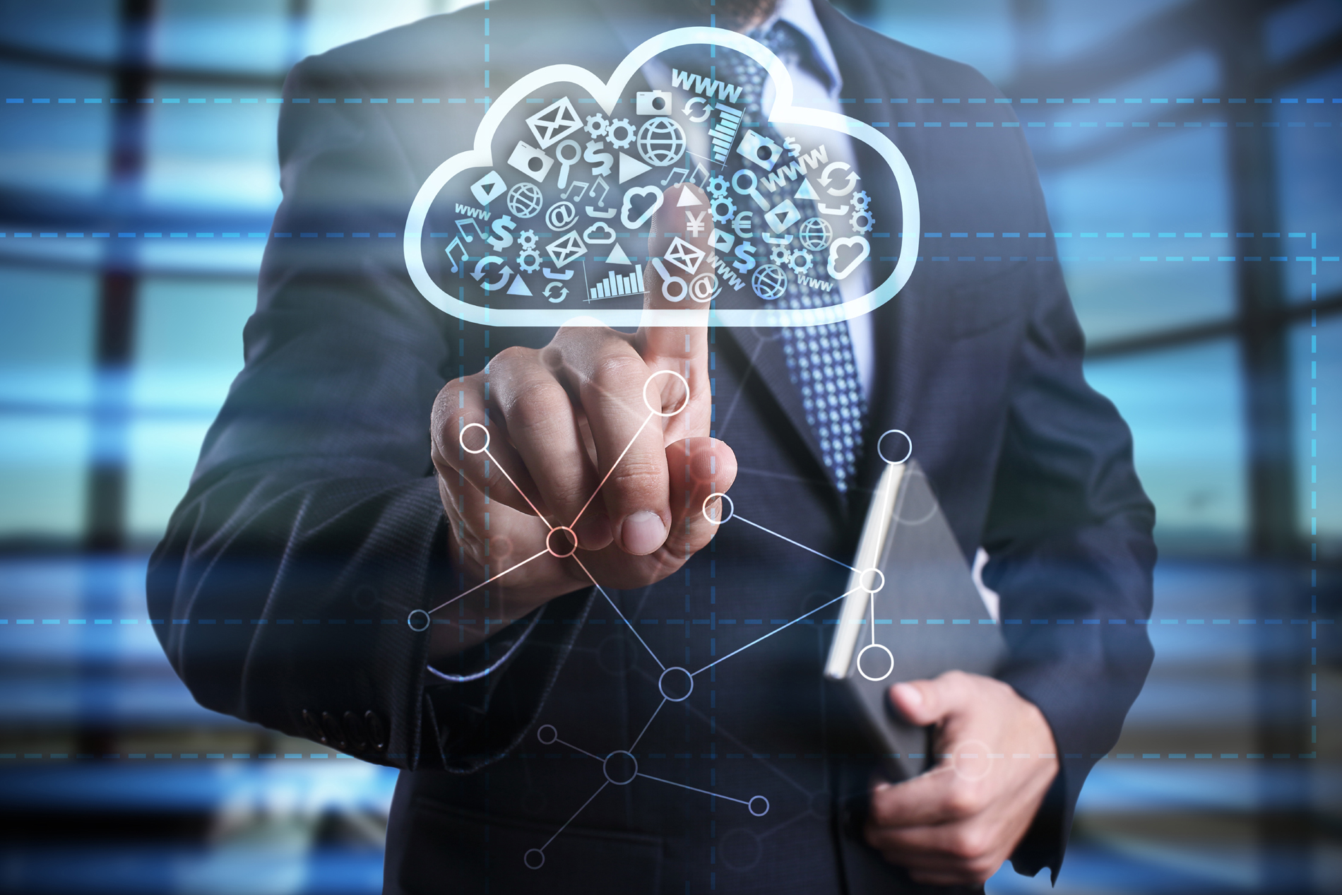 Cloud computing and the business workplace characters 53290