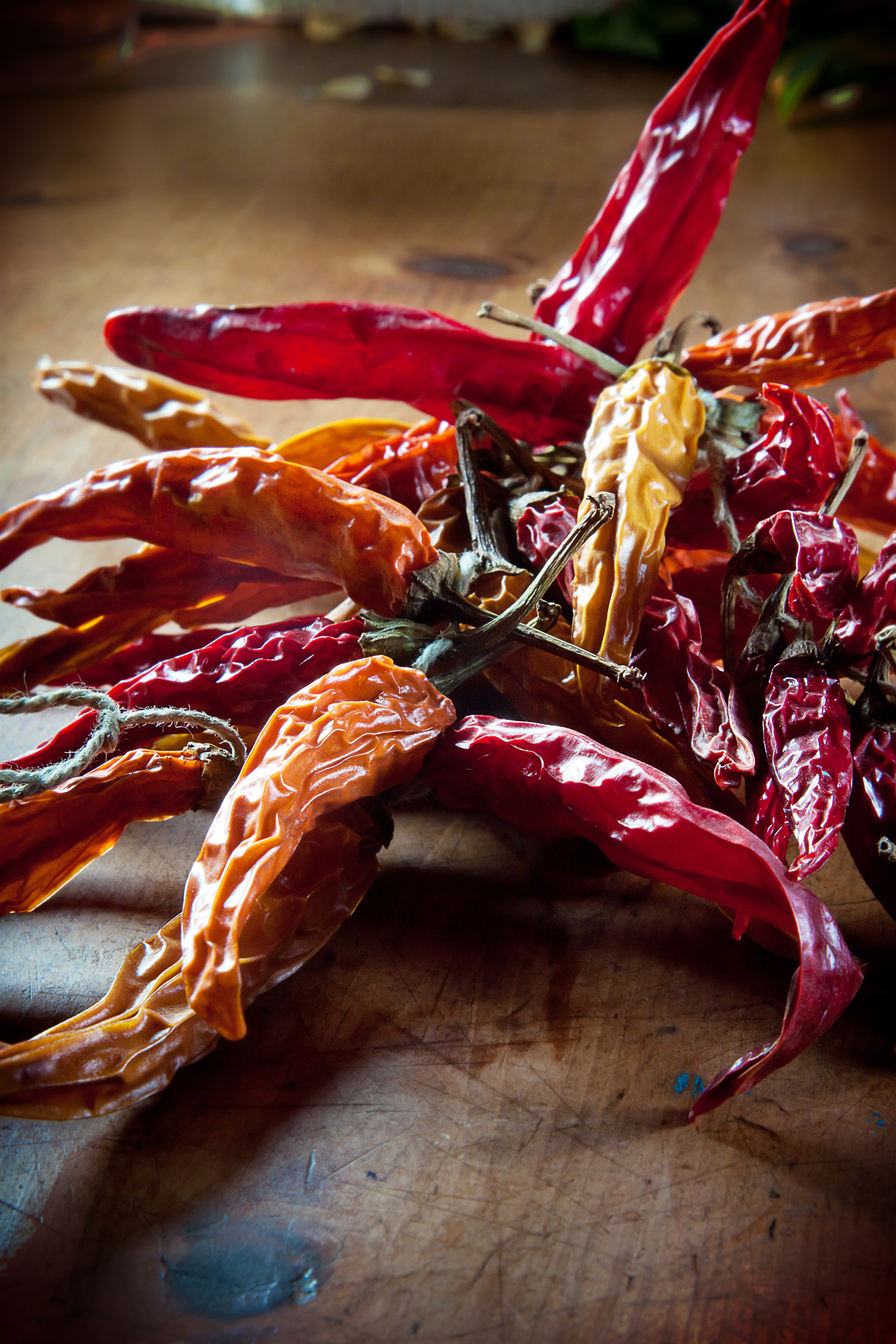 Dried peppers 53750