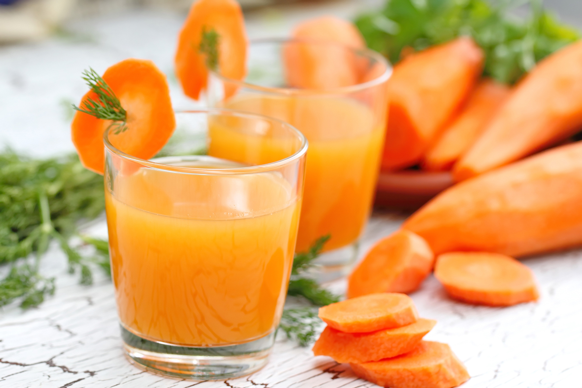 Vegetable juice with carrot 53759