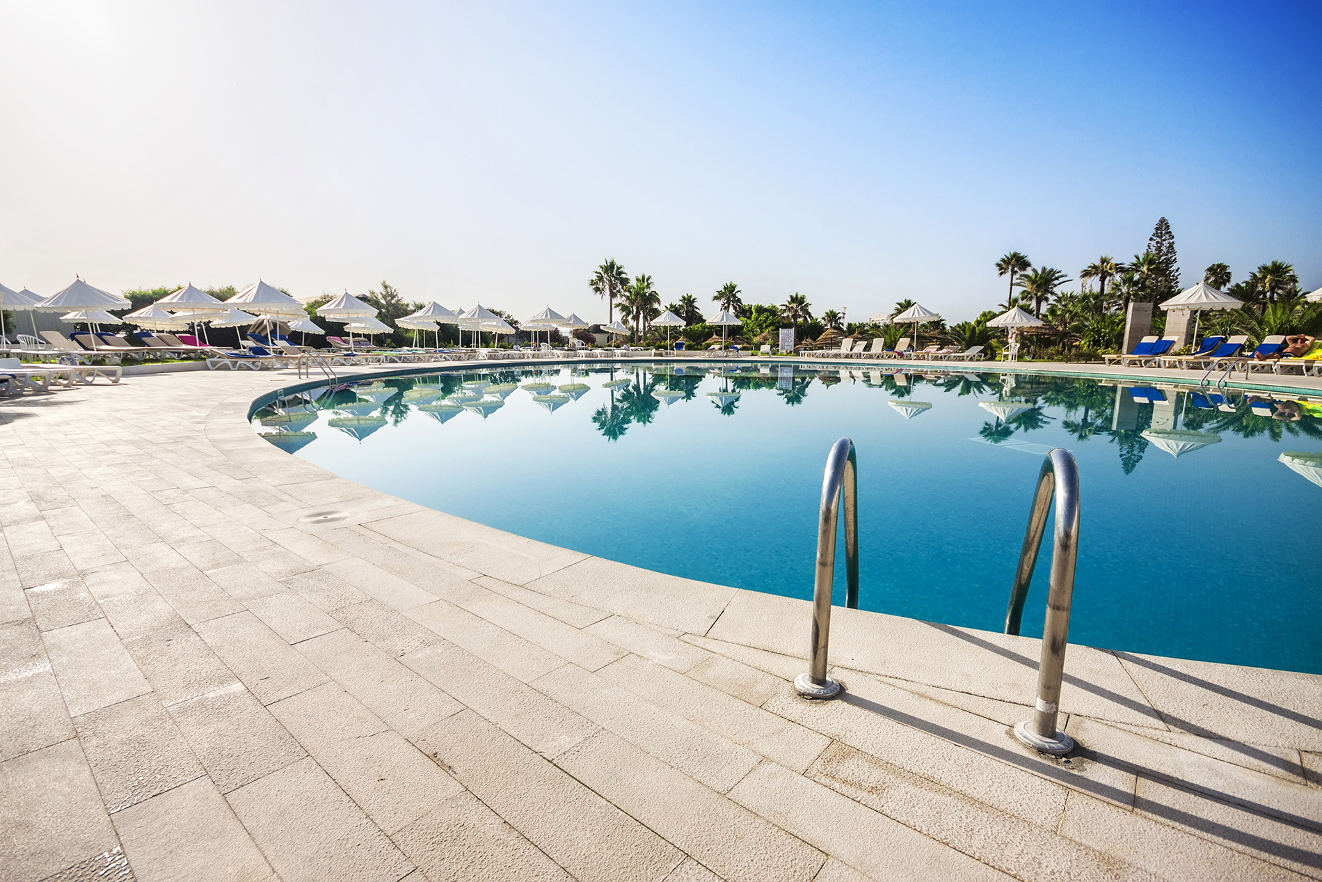 Outdoor swimming pool and facilities 53799