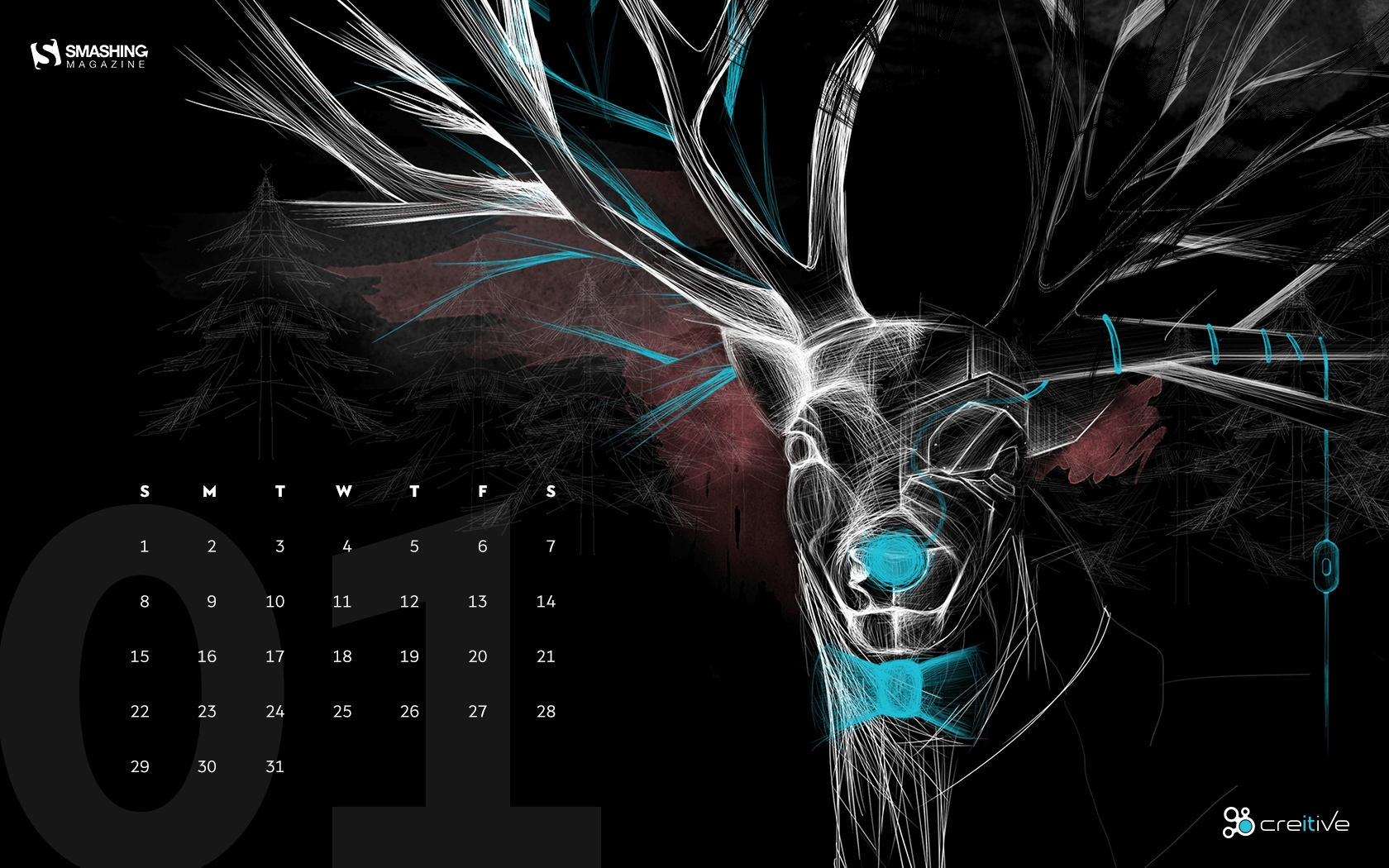 Month year calendar wallpapers 53818