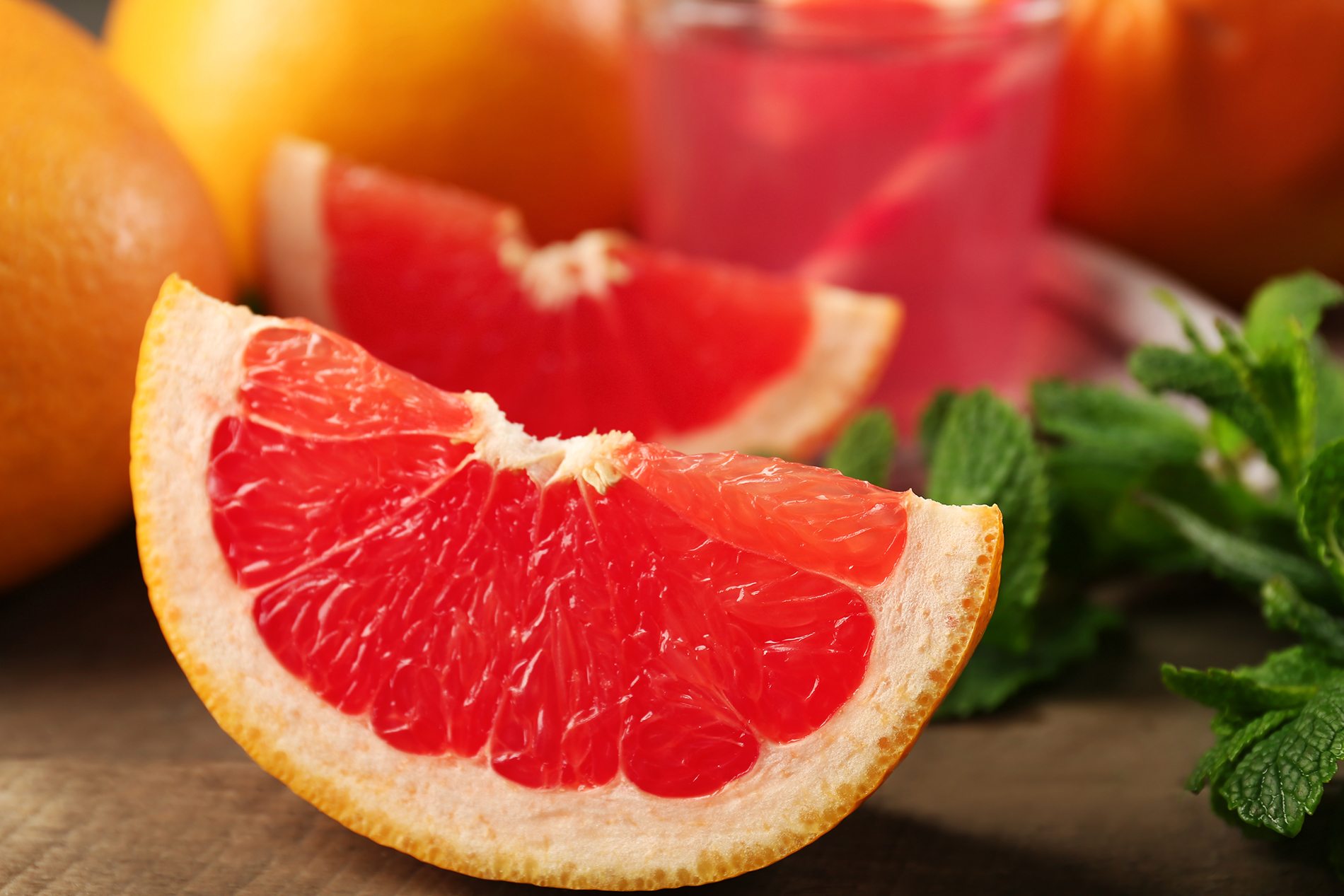 Red pomelo 53828
