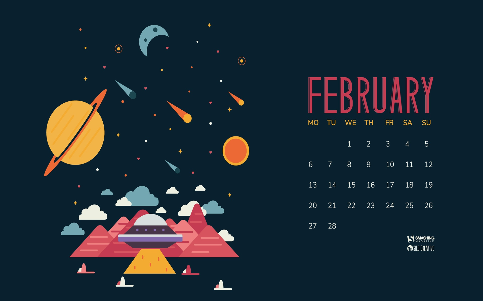 Month year calendar wallpapers 53853