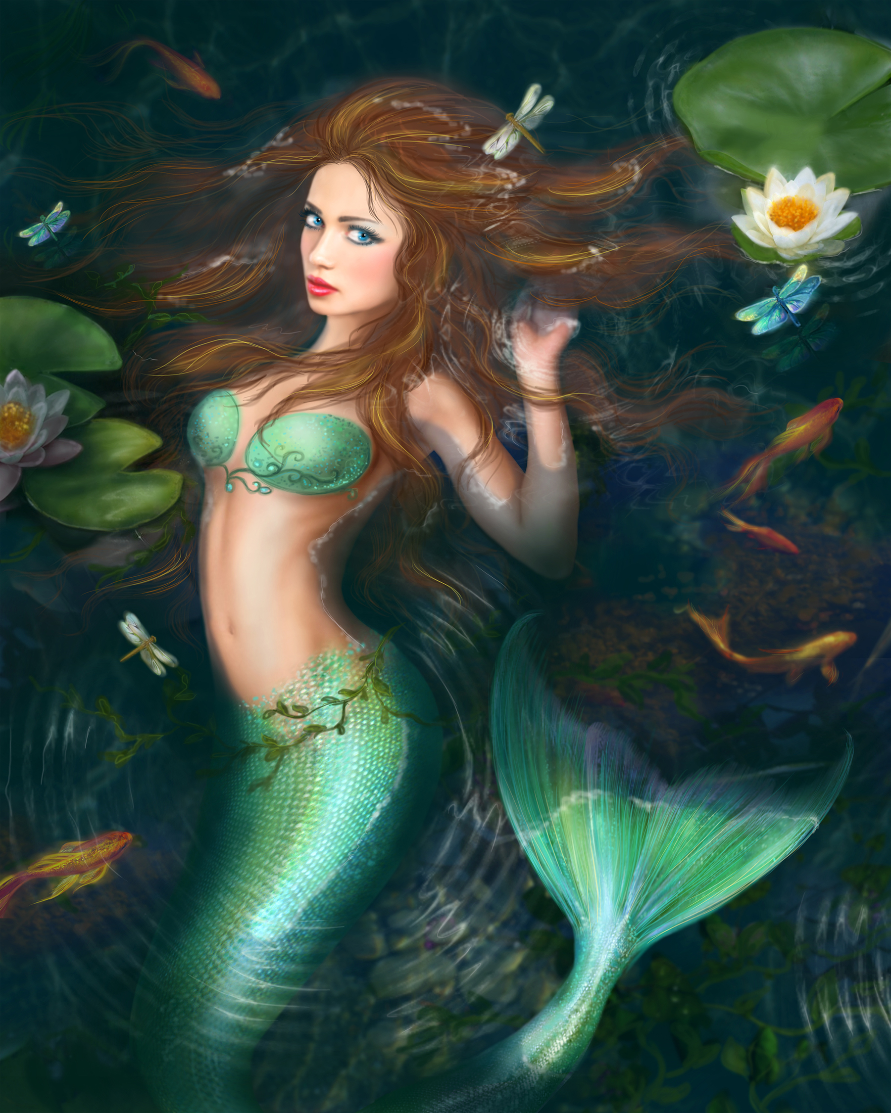 Mermaid 53857