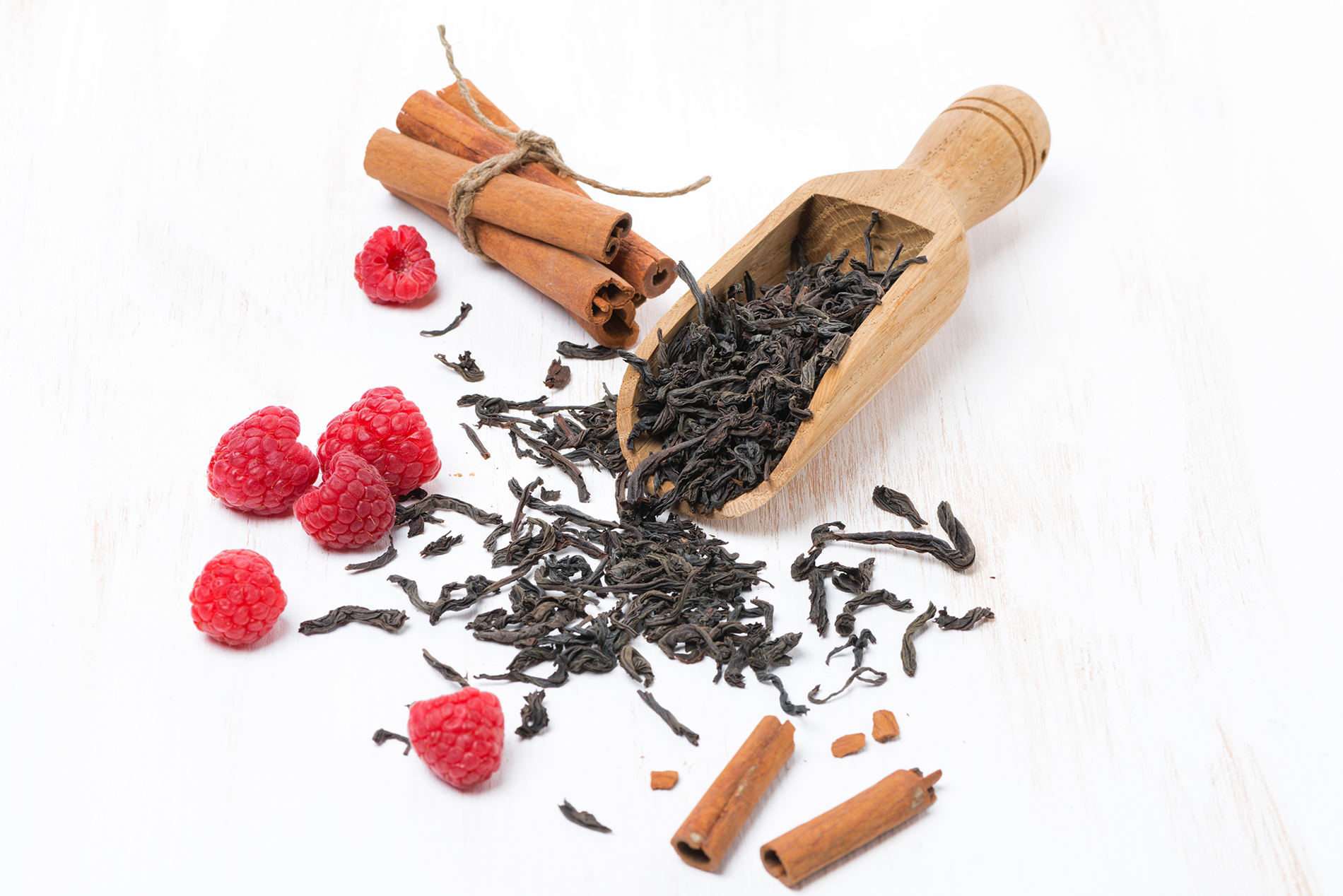 Raspberry Cinnamon and Dried Tea  54009