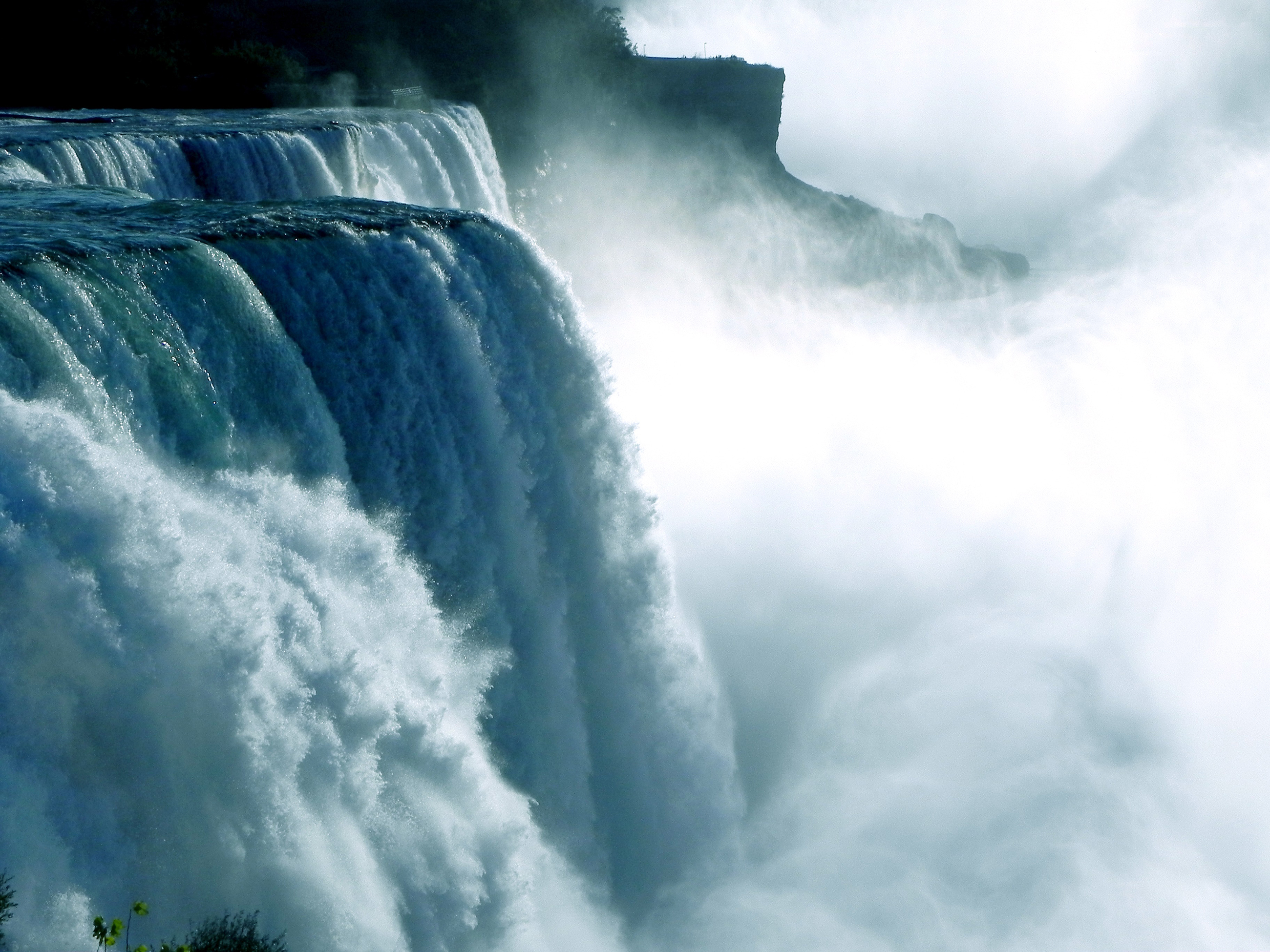 Magnificent magnificent waterfall 54285