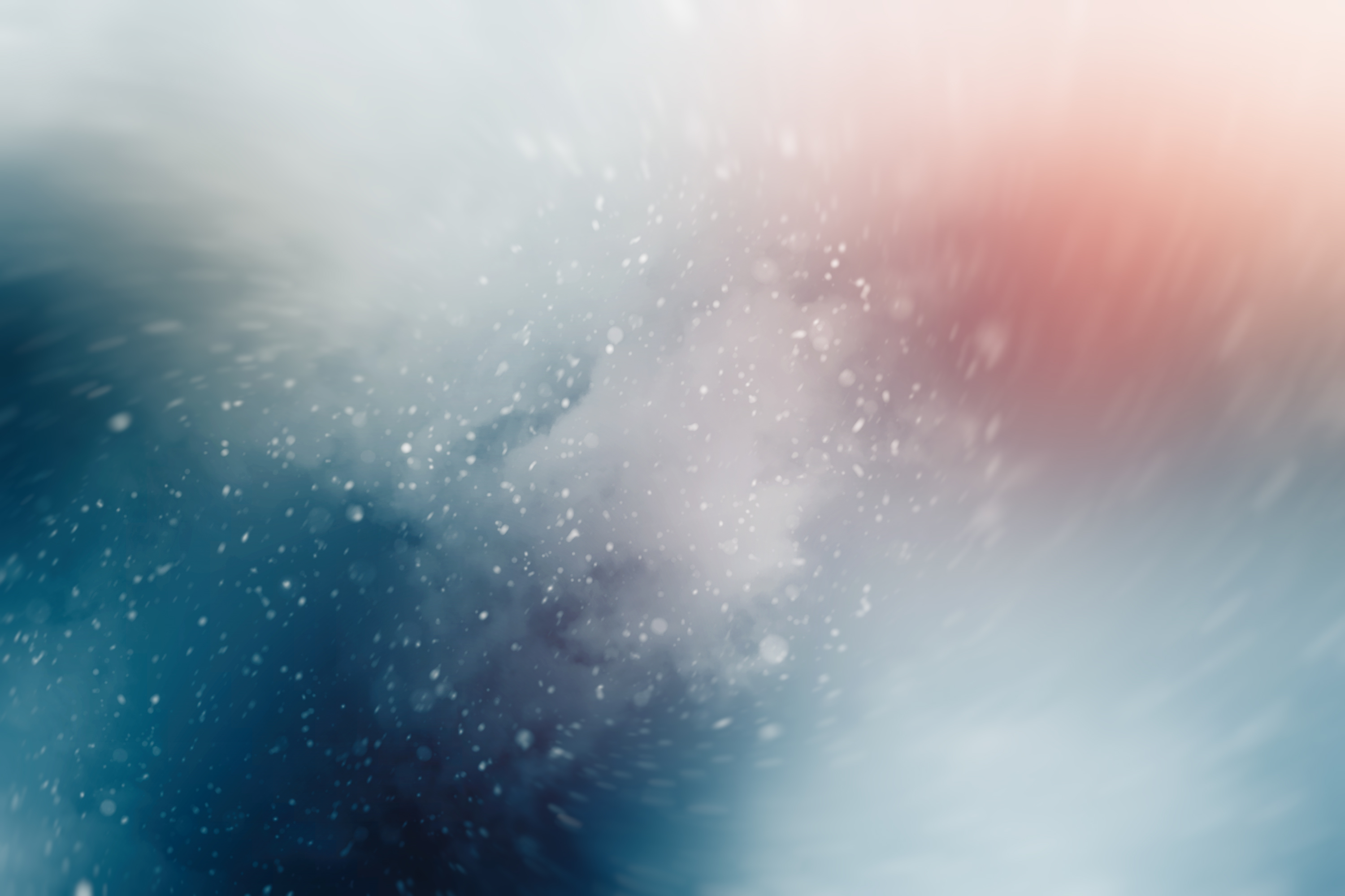 Dreamy misty snowflake background 54335