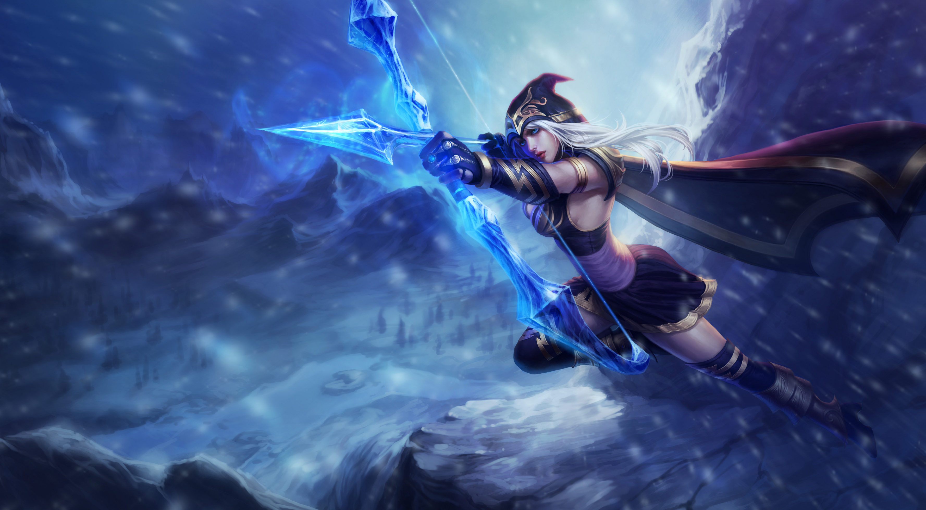 League of Legends Ash Frost Shooter 54708