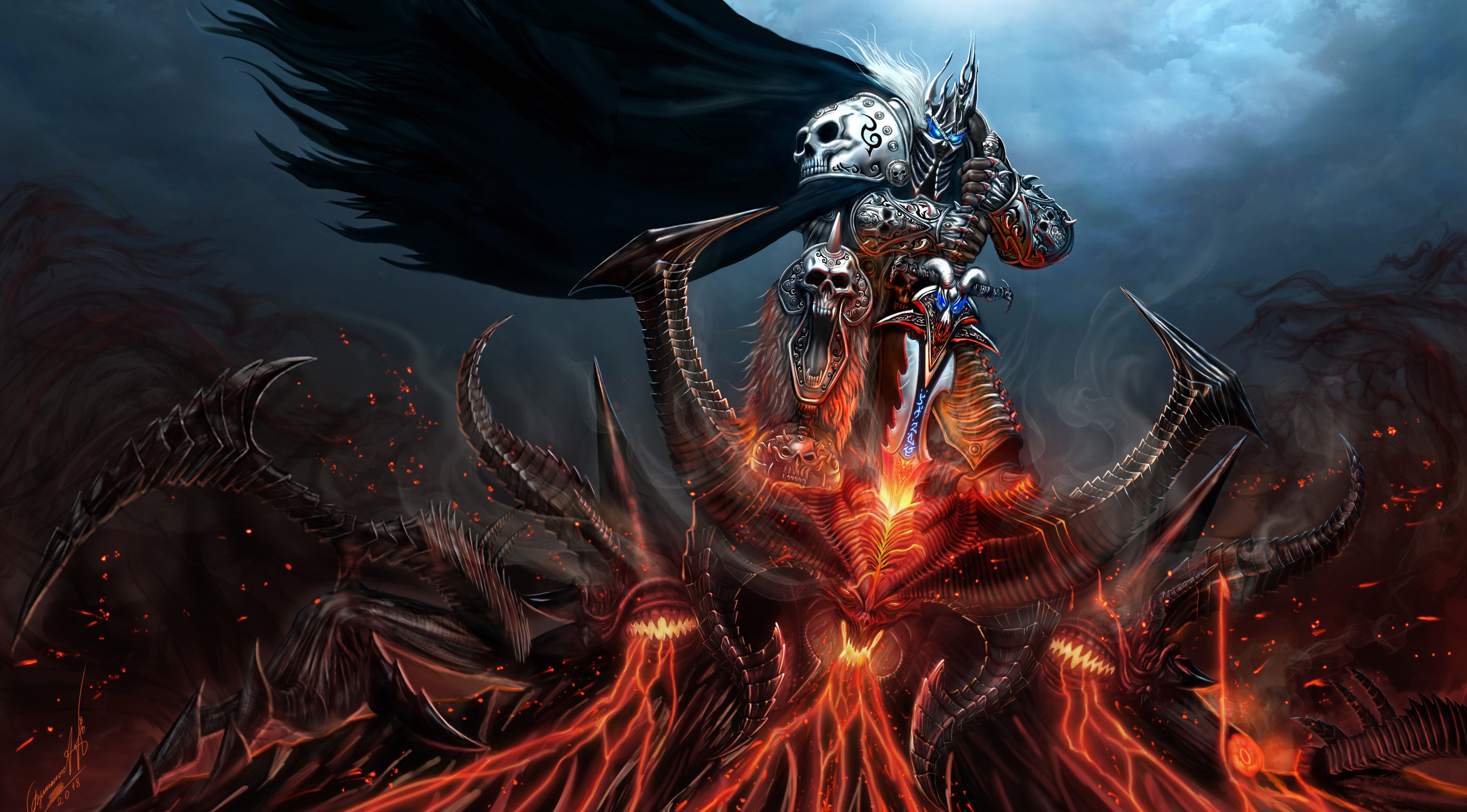 Lich King Diablo 54942