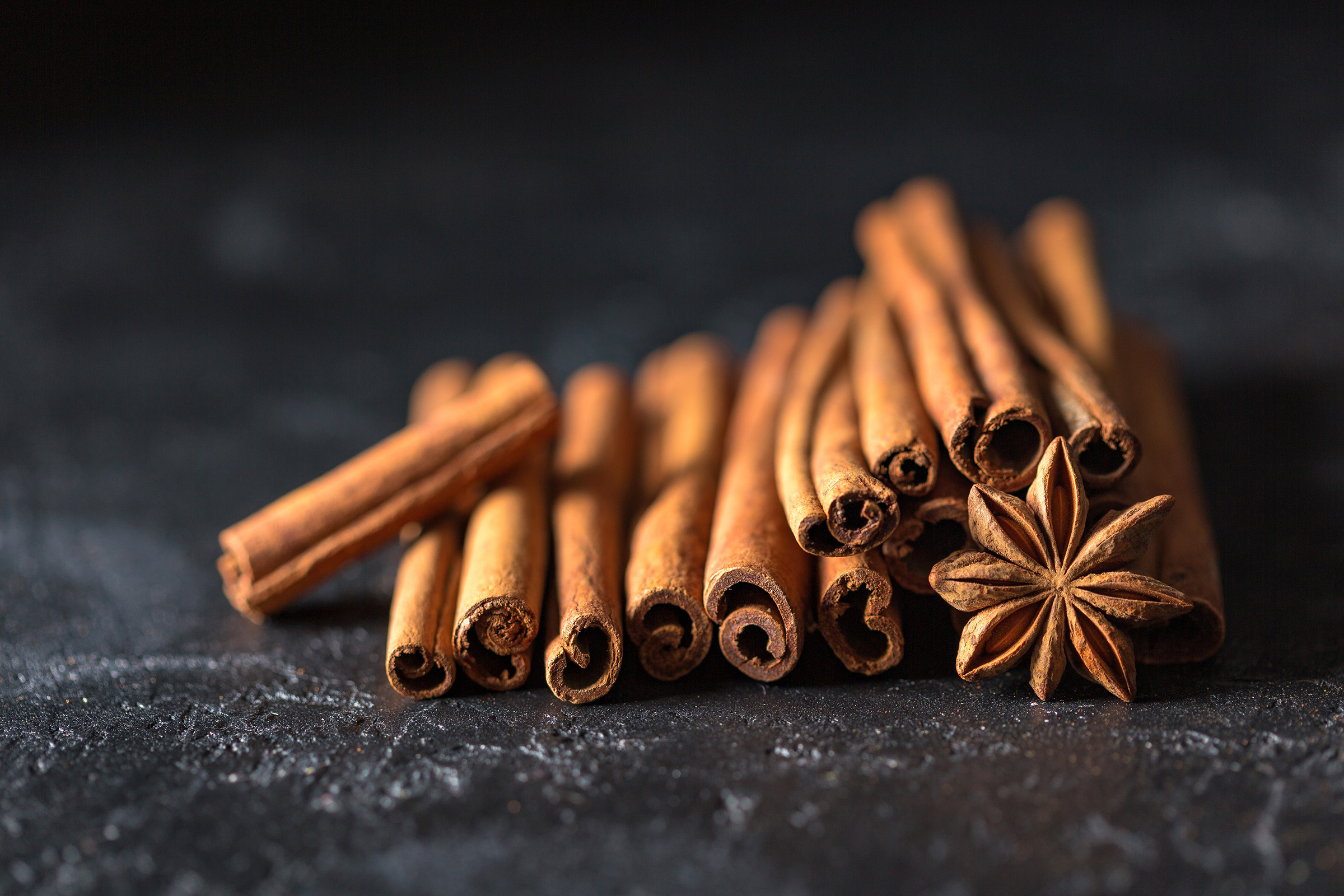 Cinnamon and aniseed condiment 55265