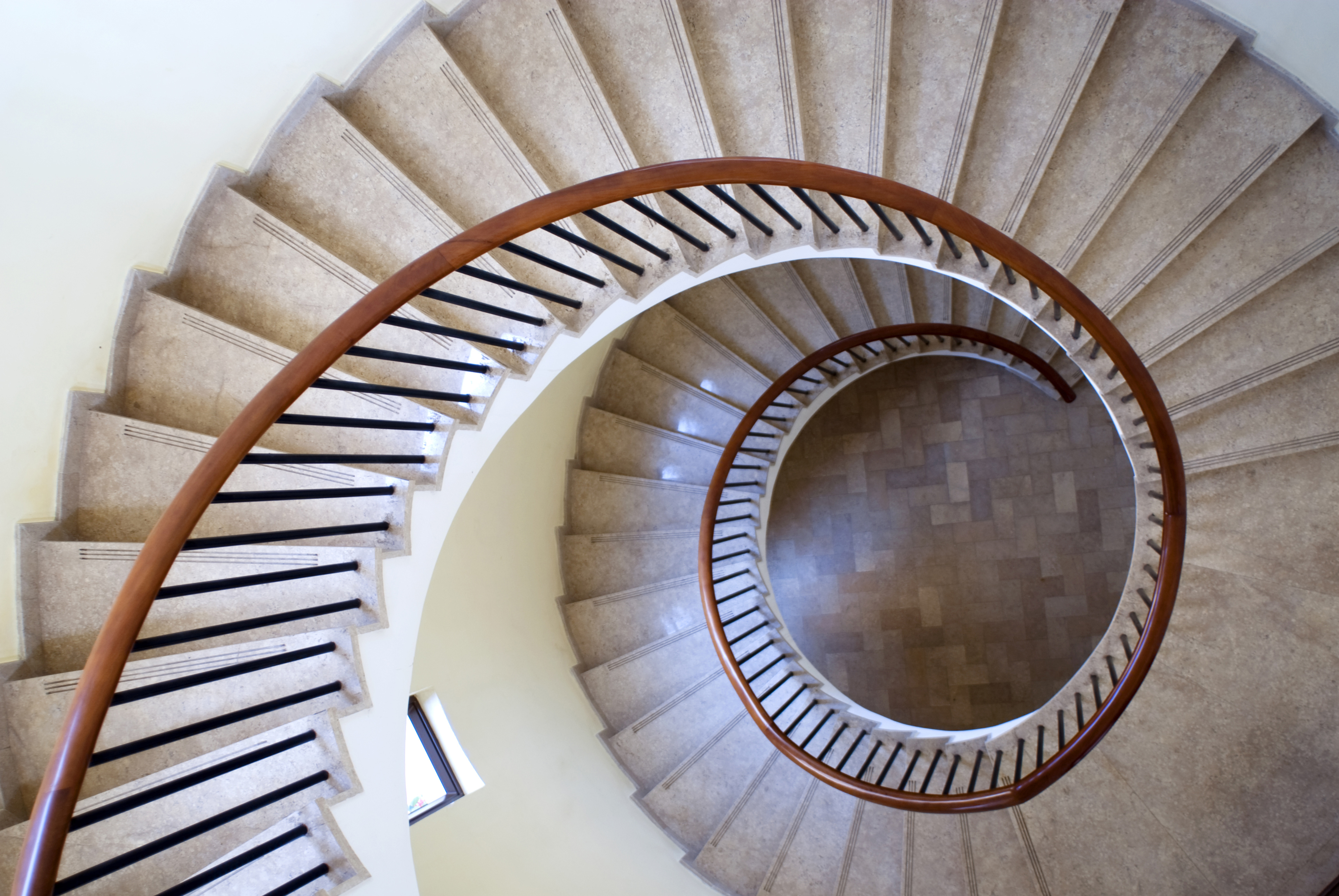Spiral staircase 55340
