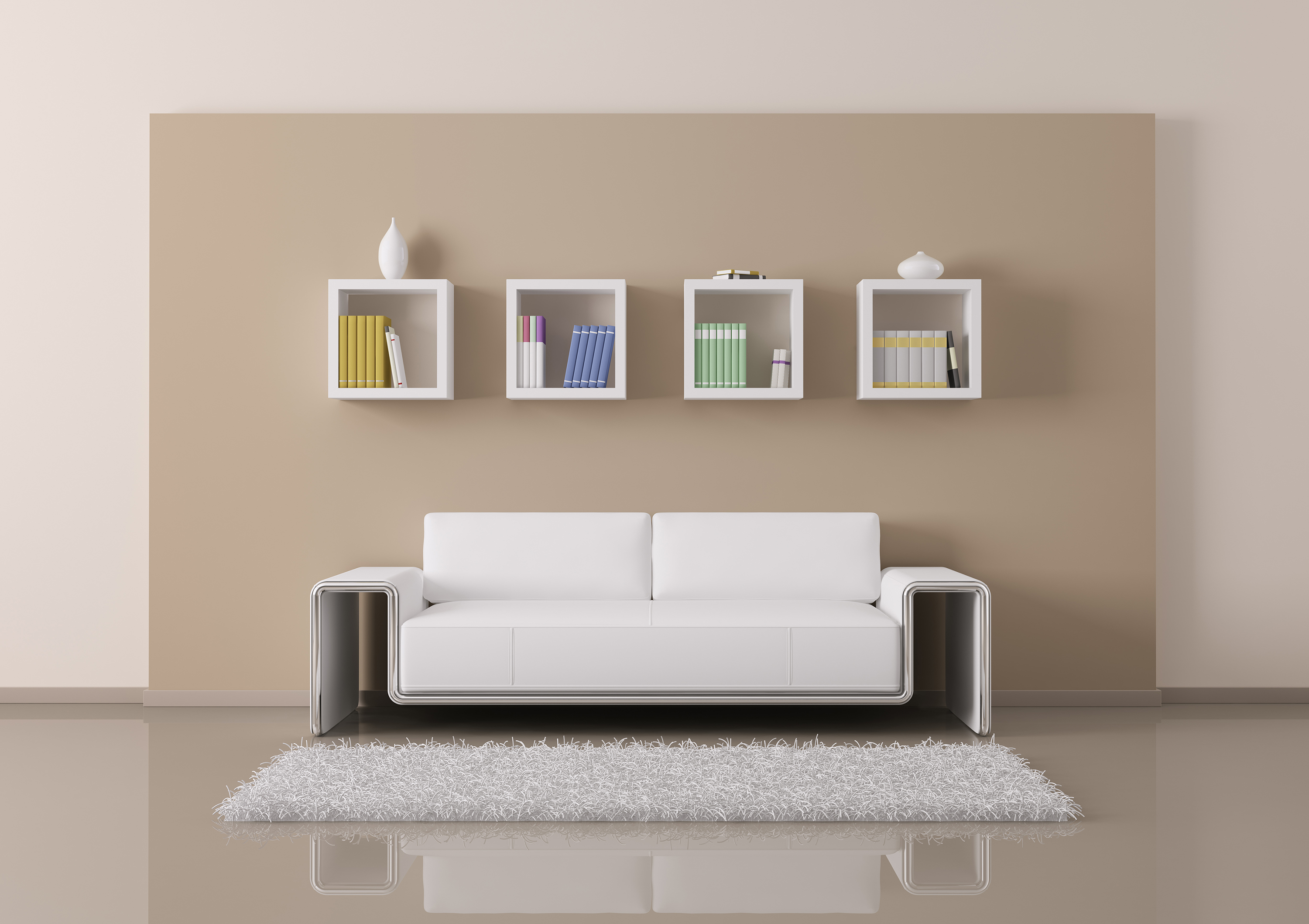 Sofa and room shelf 55519