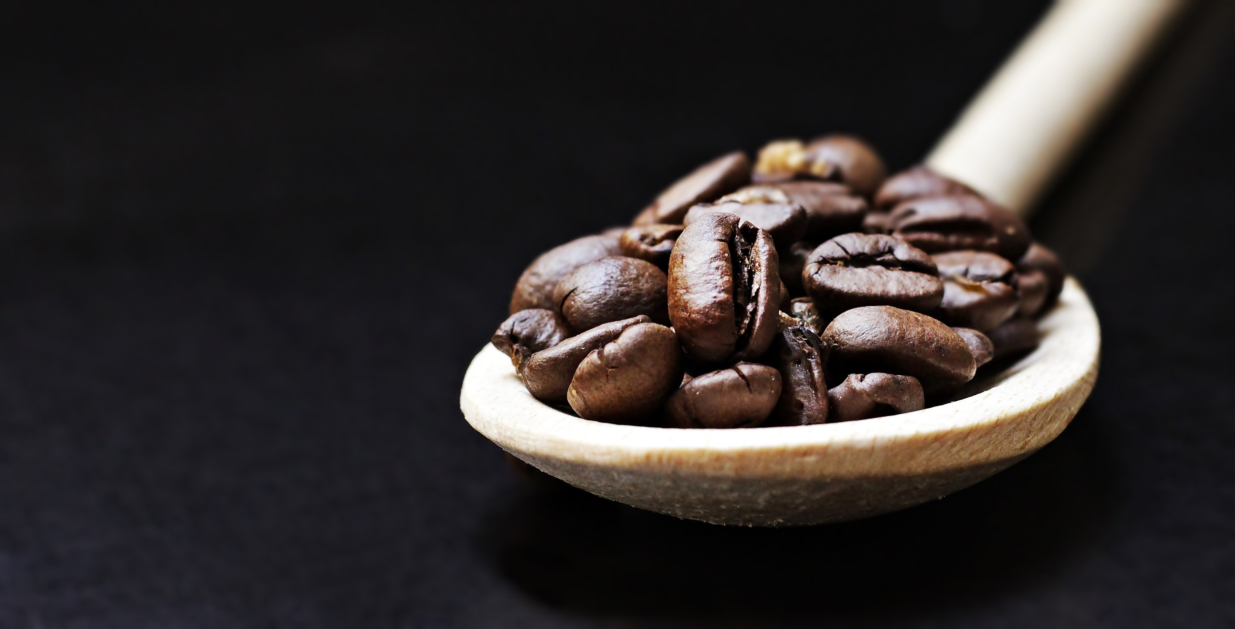Full coffee beans 55590