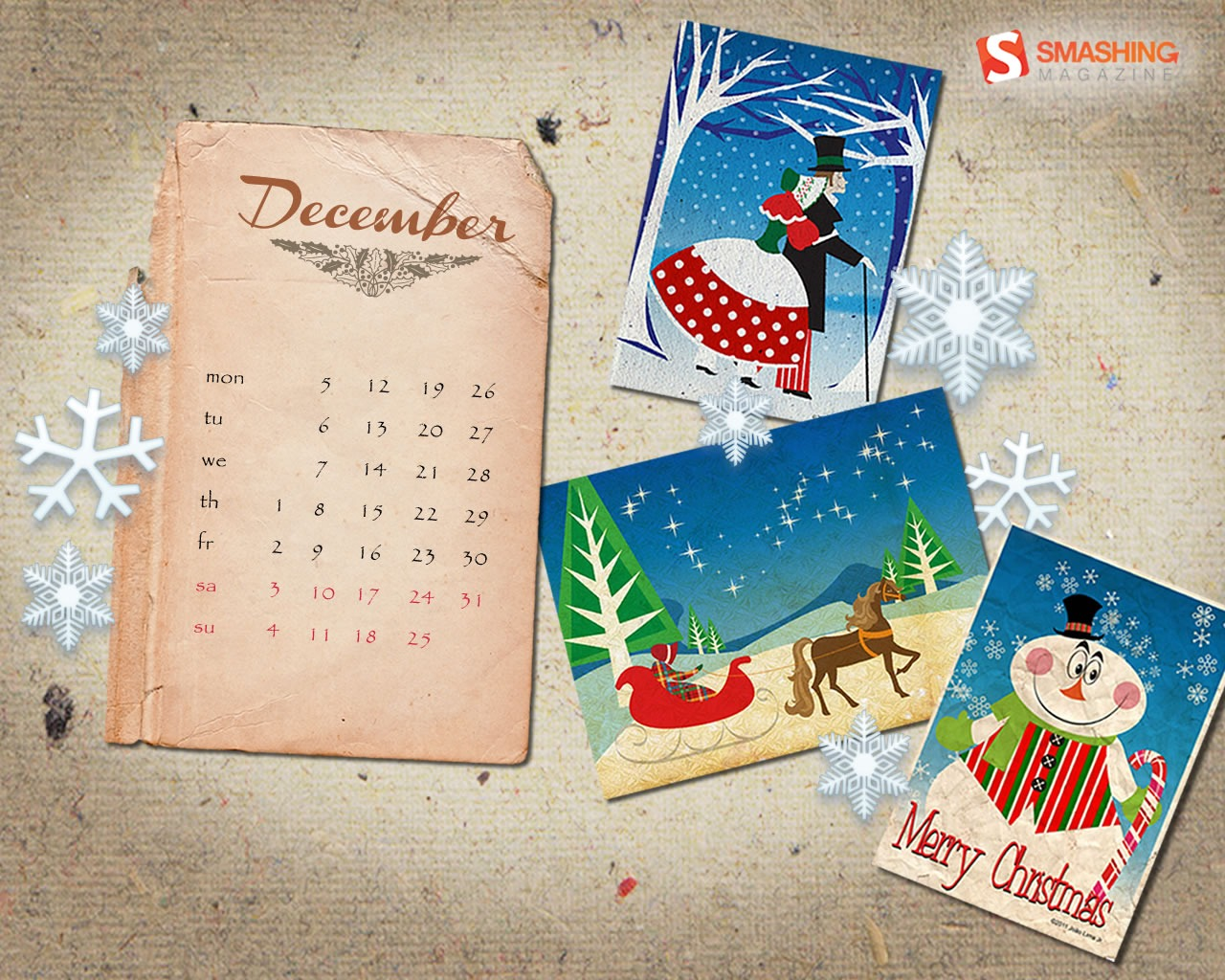 In January Calendar Wallpaper 31186