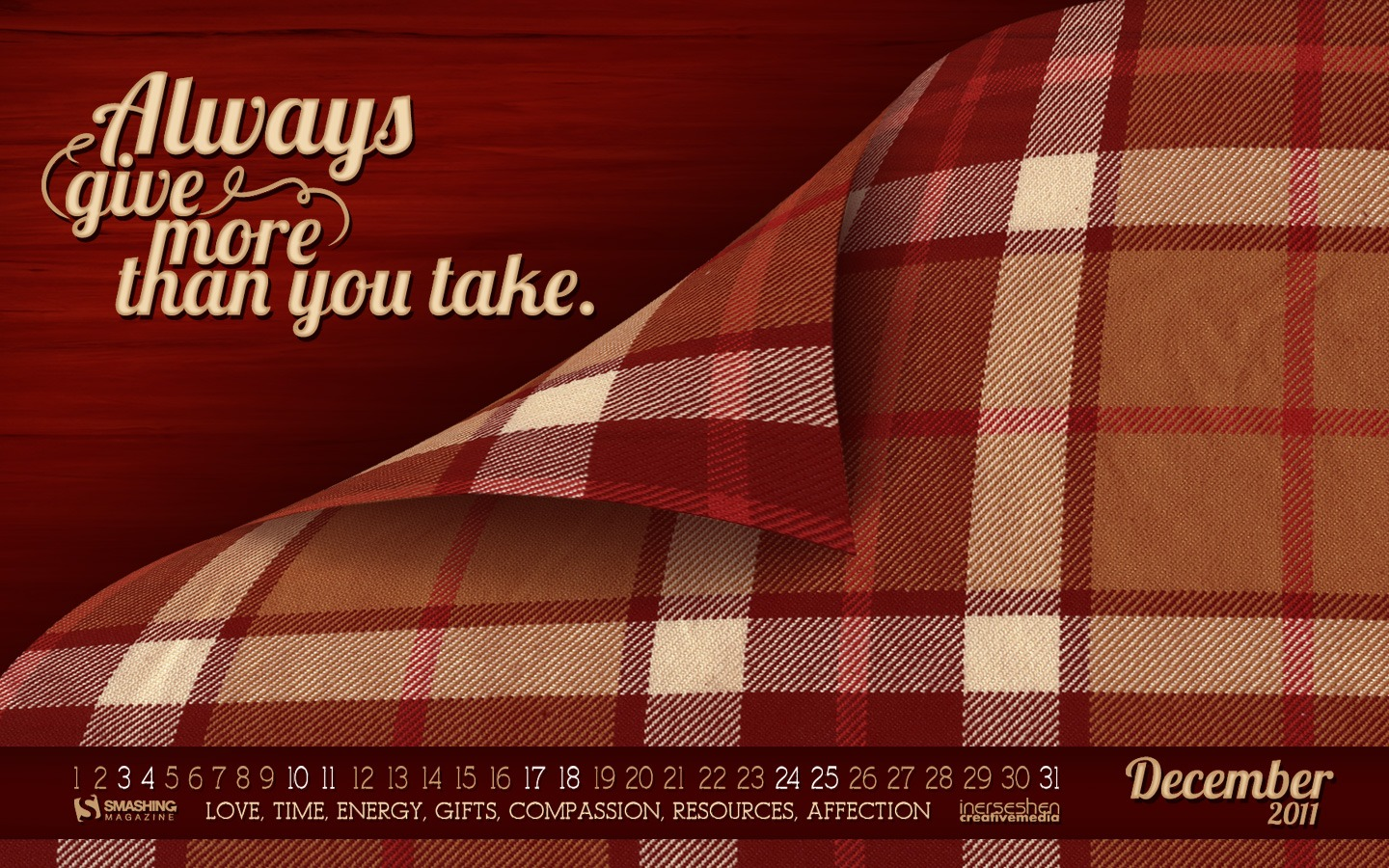 In January Calendar Wallpaper 31259