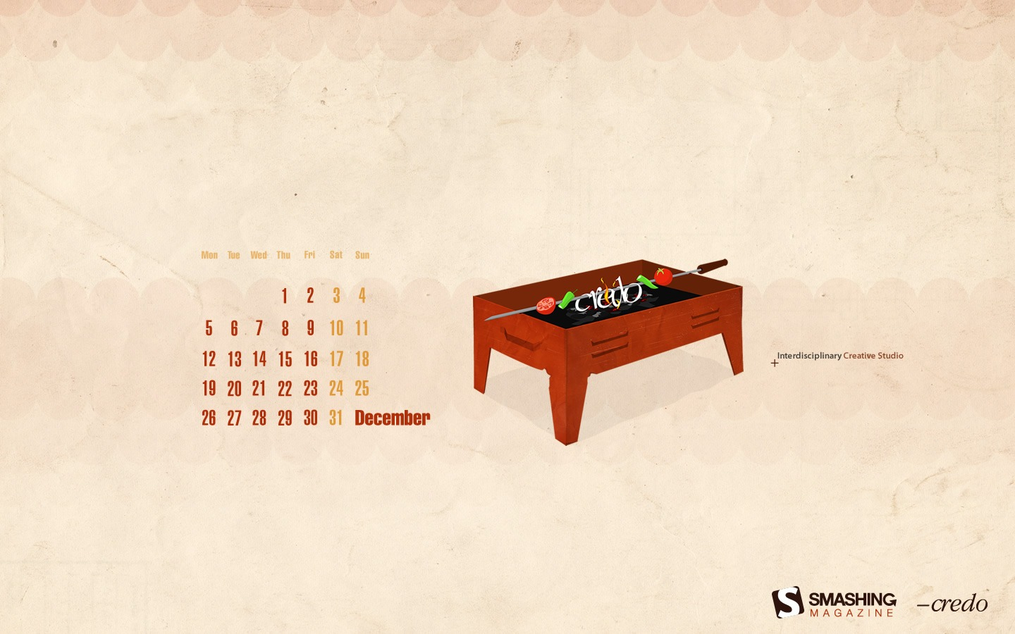 In January Calendar Wallpaper 31289