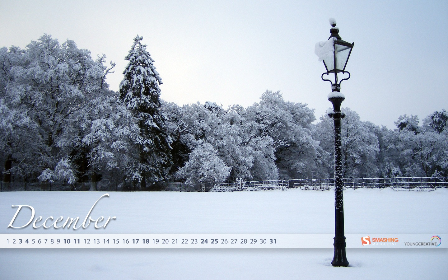 In January Calendar Wallpaper 31295