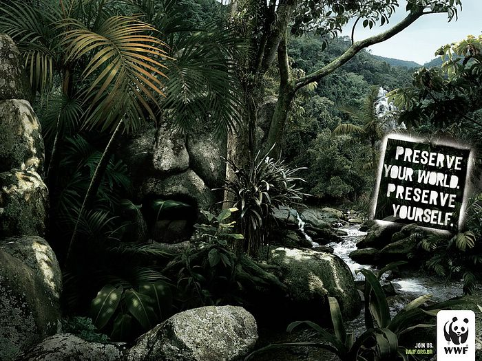 WWF World Wide Fund for Nature (WWF) PSAs wallpaper 31303