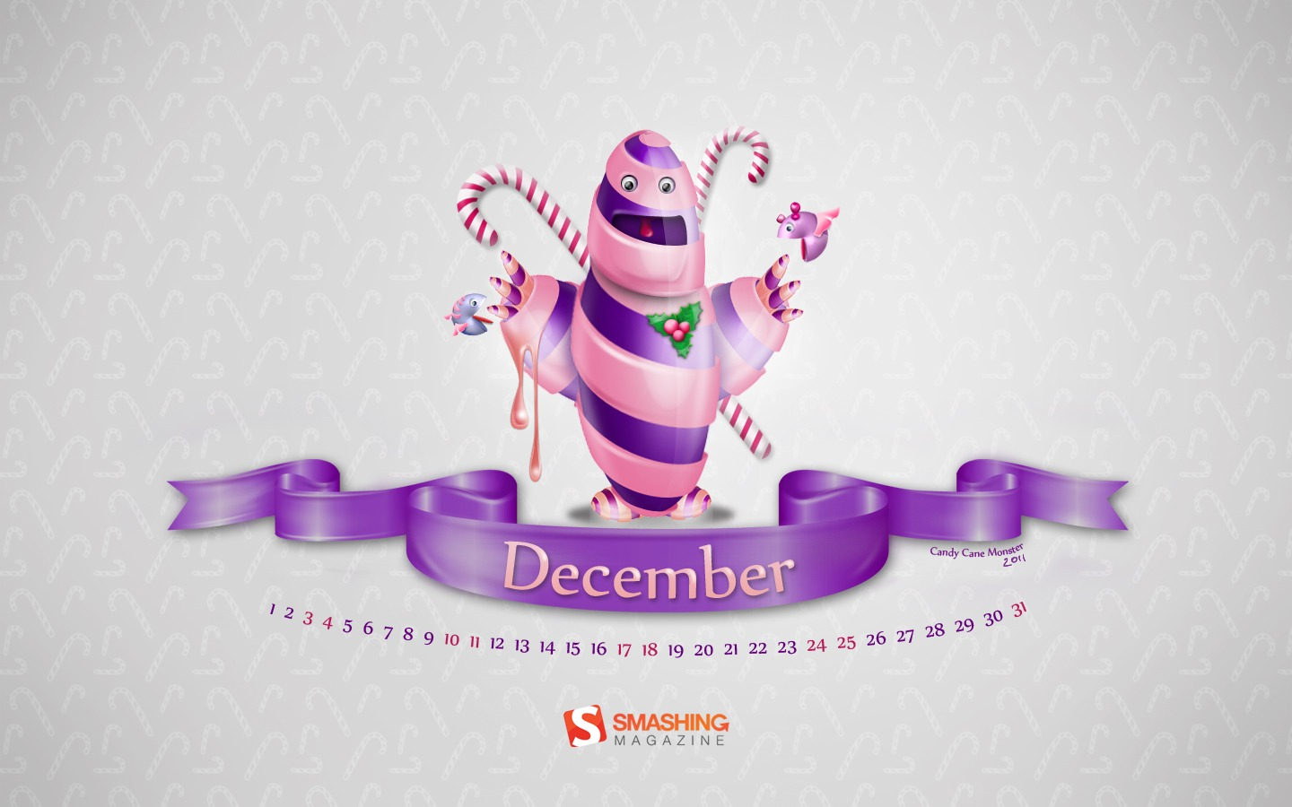 In January Calendar Wallpaper 31318