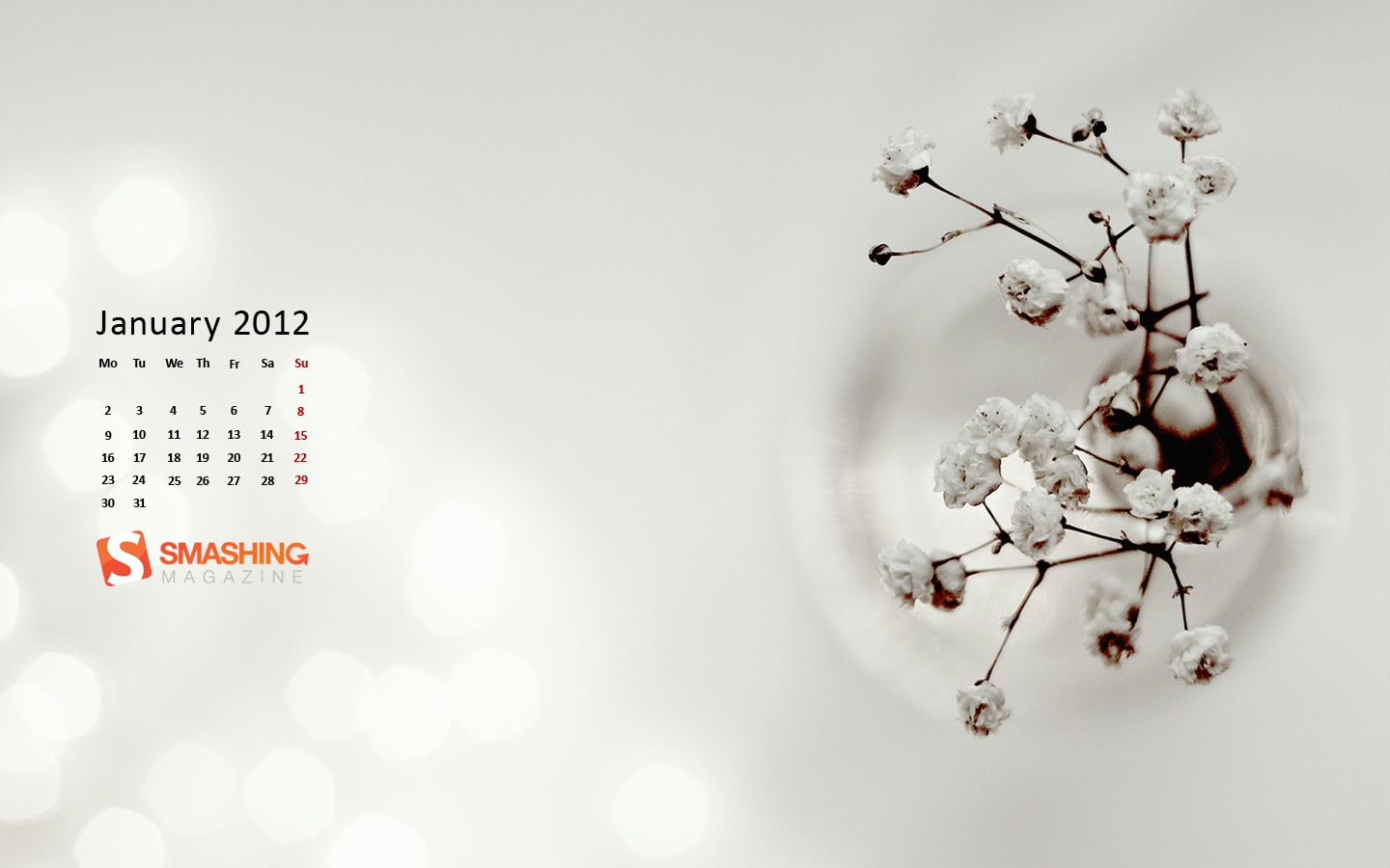 In January Calendar Wallpaper 31359