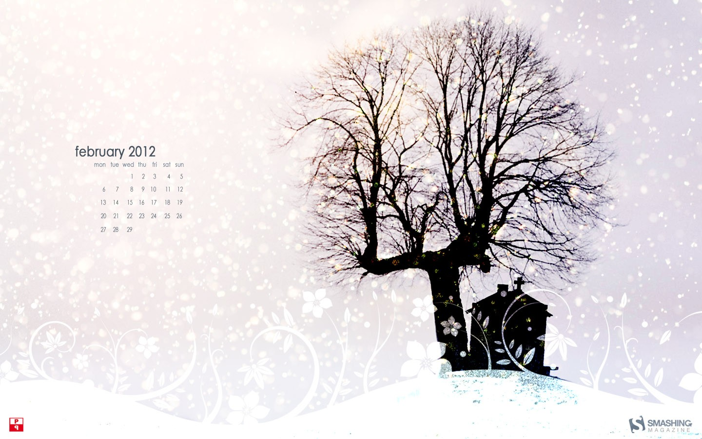 In January Calendar Wallpaper 31380
