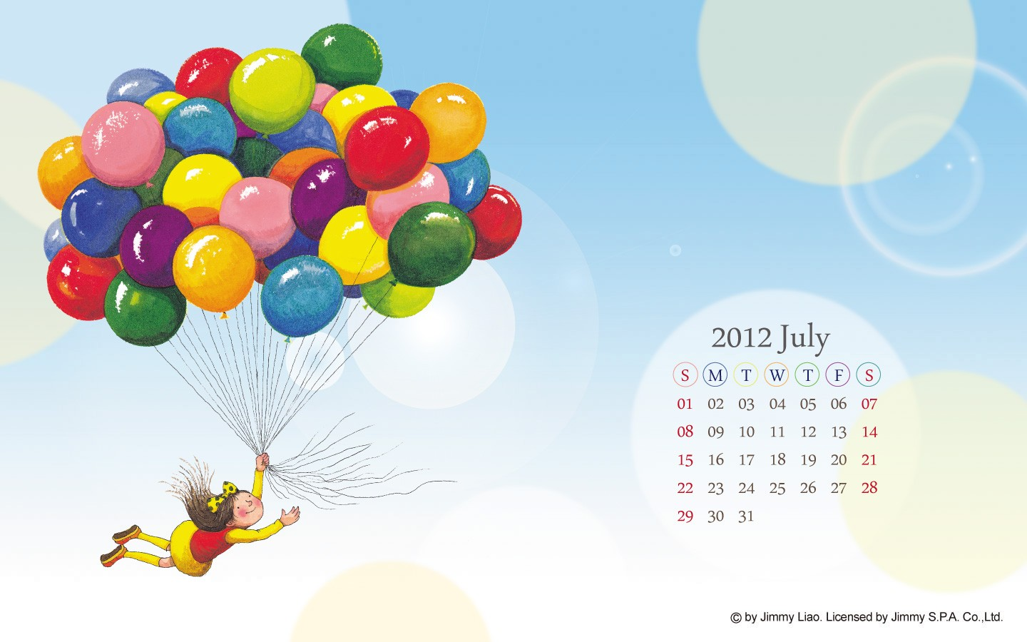 In January Calendar Wallpaper 31440