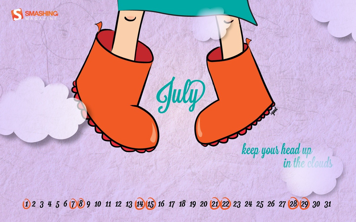 In January Calendar Wallpaper 31449