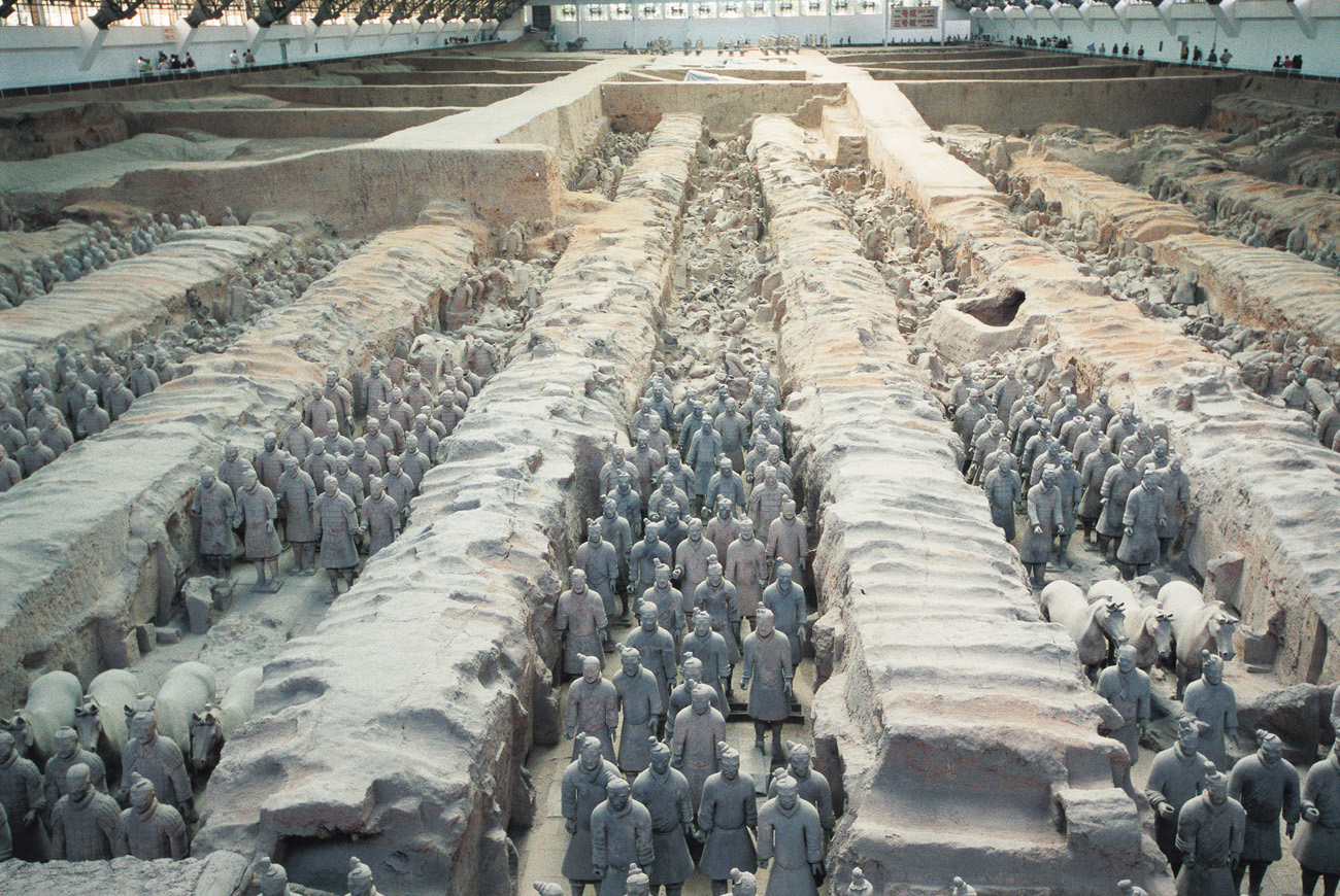 Terracotta Warriors 31505