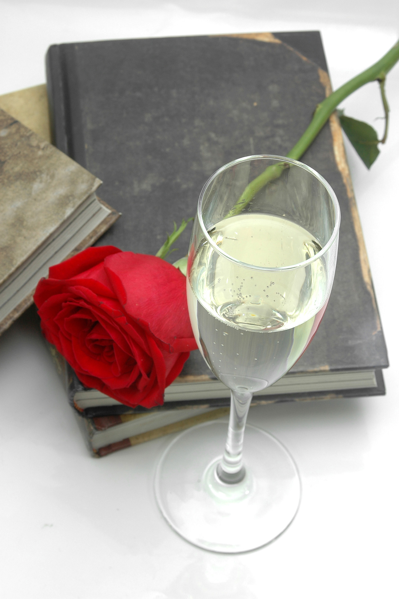 Old books and Roses 31603