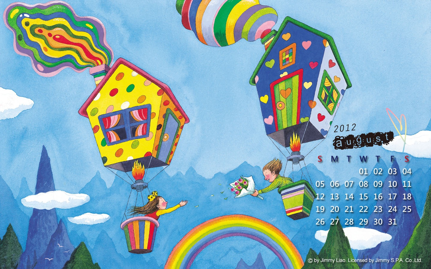 In January Calendar Wallpaper 31774
