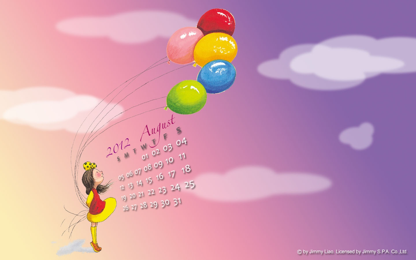 In January Calendar Wallpaper 31789