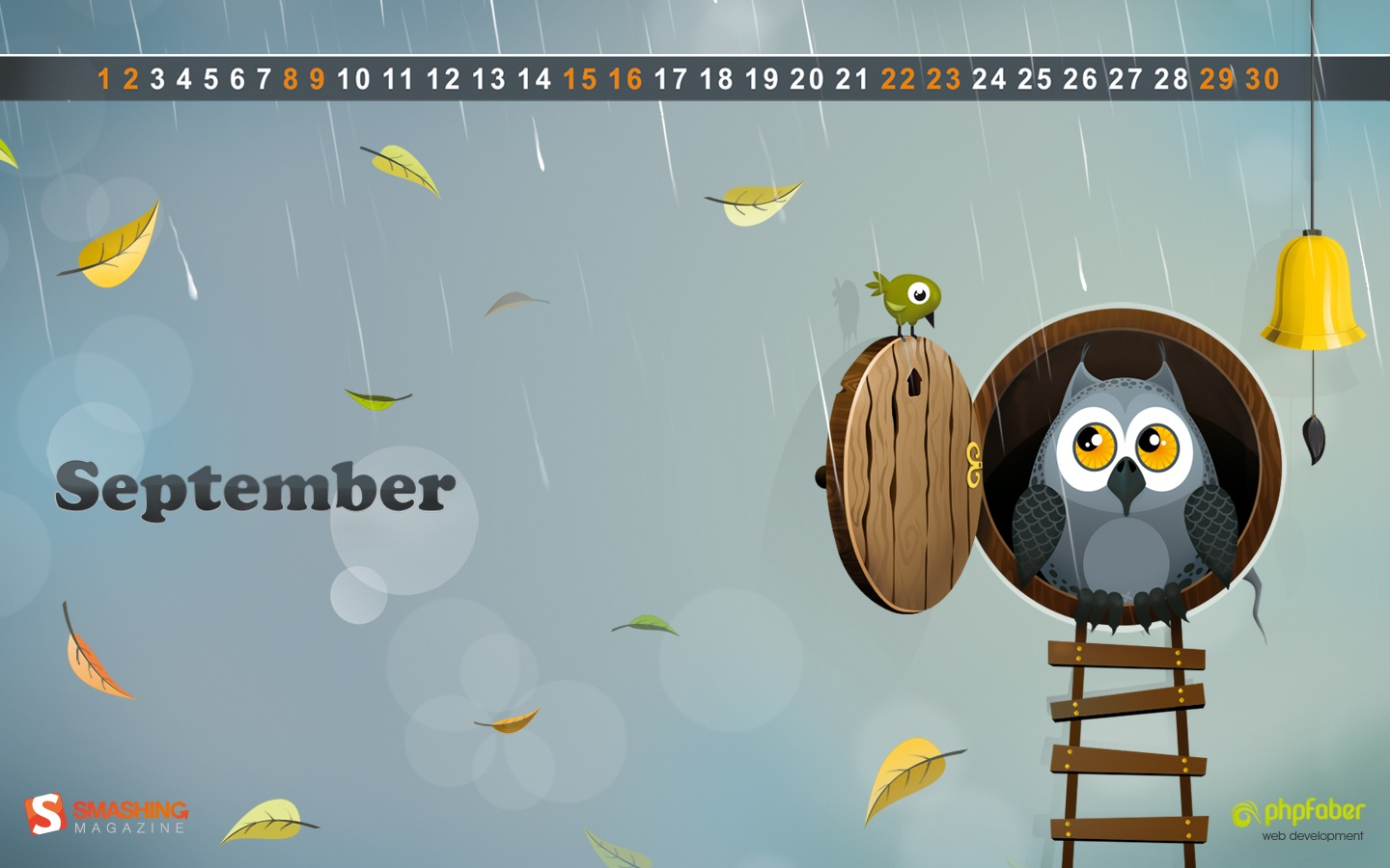 In January meters illustrator calendar 31849