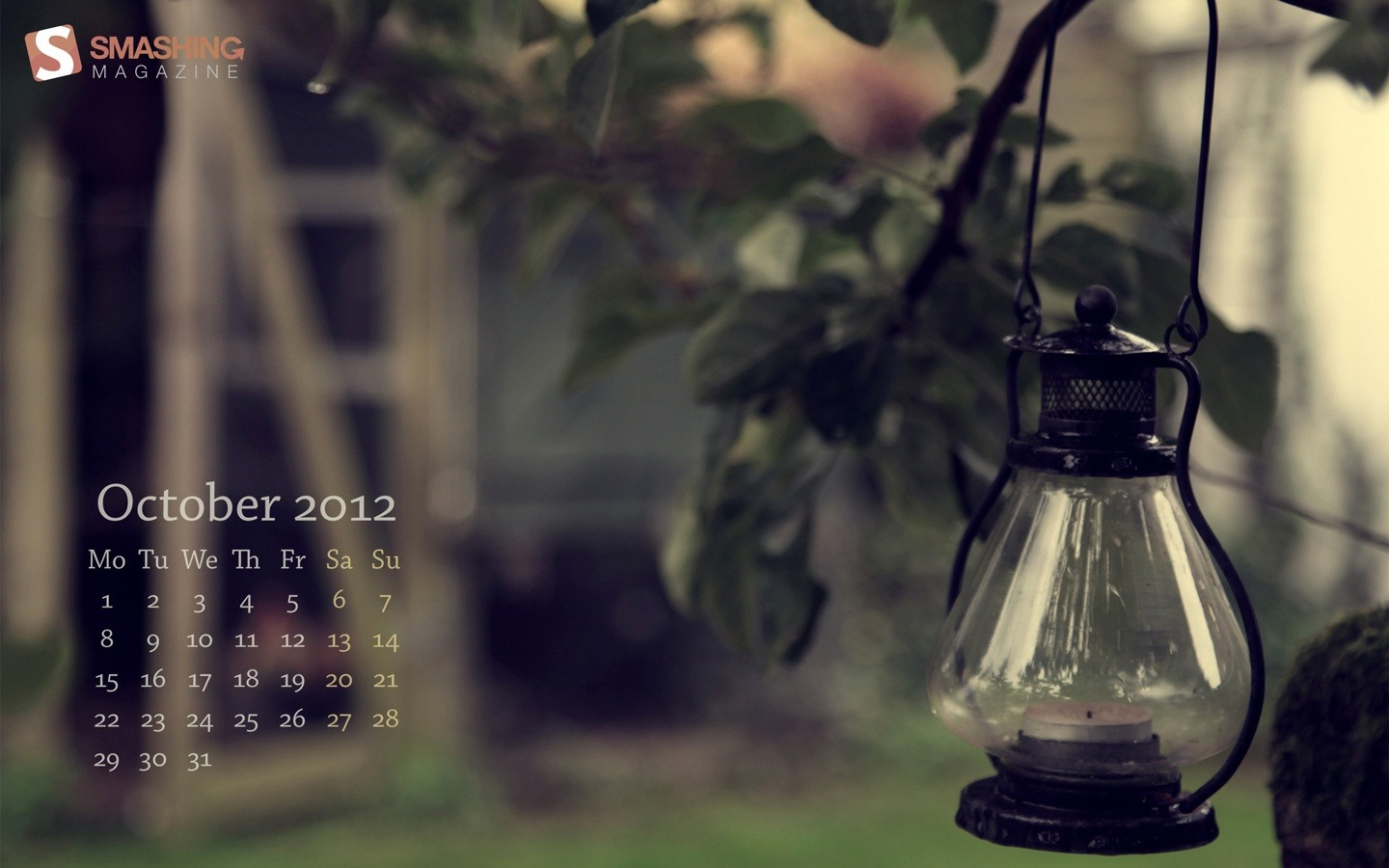 In January Calendar Wallpaper 32008