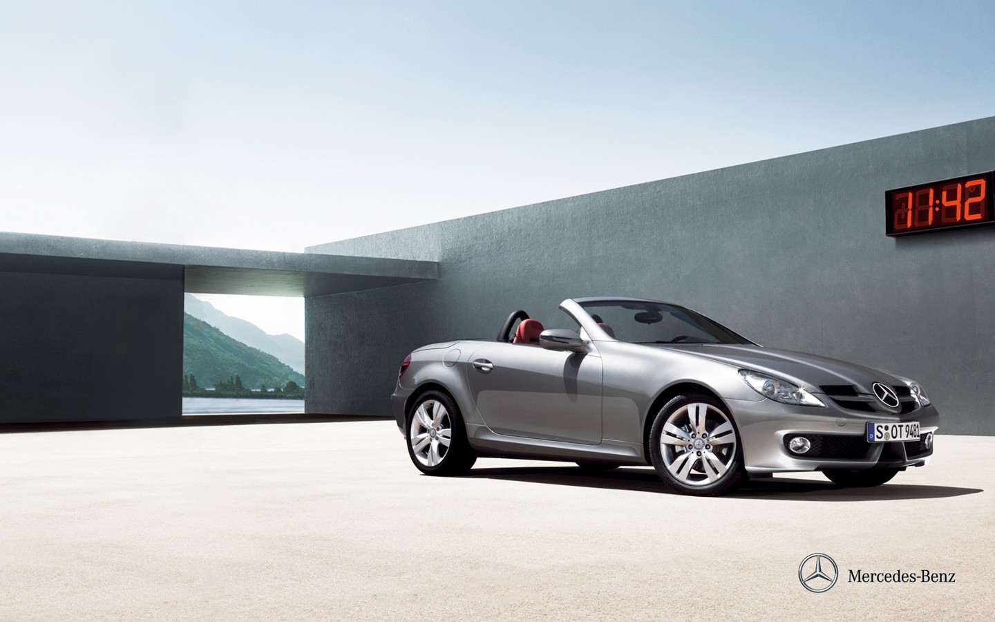 Mercedes-Benz SLK roadster 32010