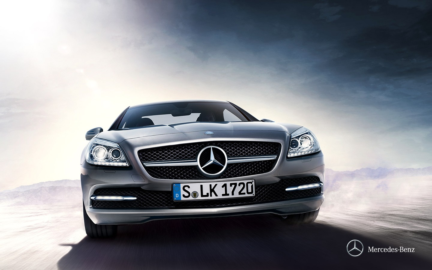 Mercedes-Benz SLK roadster 32012