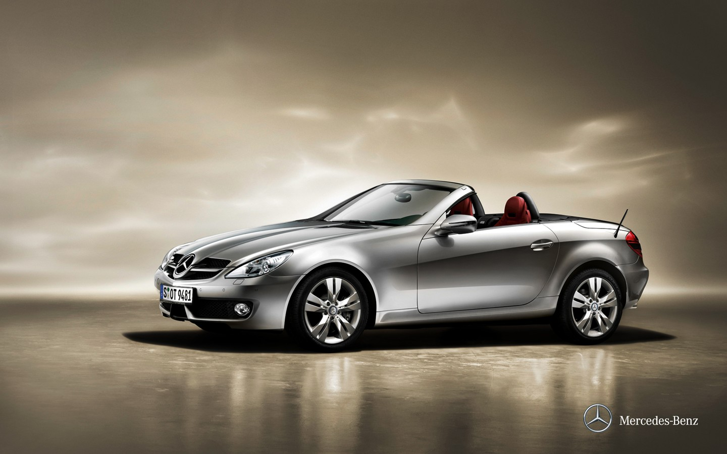 Mercedes-Benz SLK roadster 32014