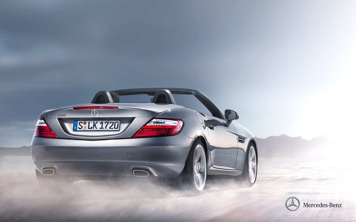 Mercedes-Benz SLK roadster 32016